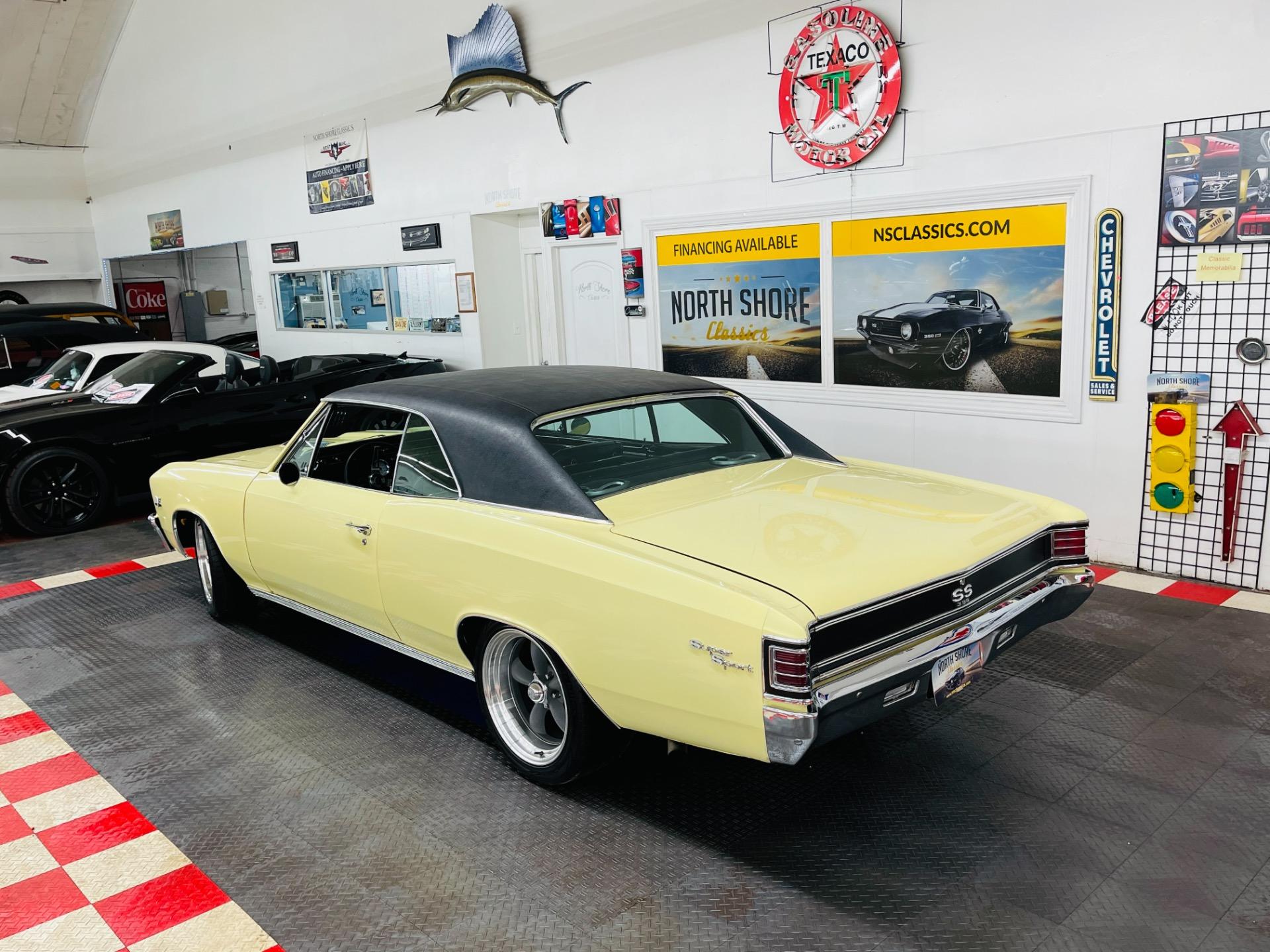 Used 1967 Chevrolet Chevelle -SUPER SPORT TRIBUTE - PERIOD CORRECT 396 ENGINE - SEE VIDEO - | Mundelein, IL