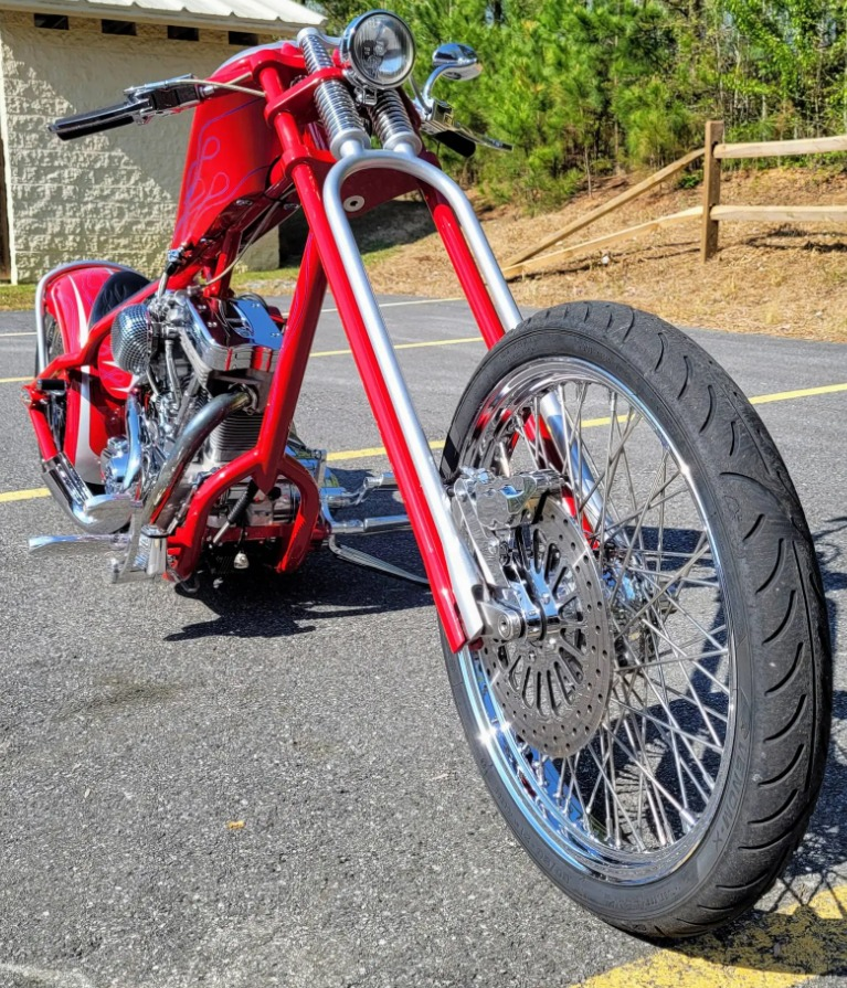 Used 2004 Redneck Engineering NASTY BAD ASS Custom Chopper | Mundelein, IL