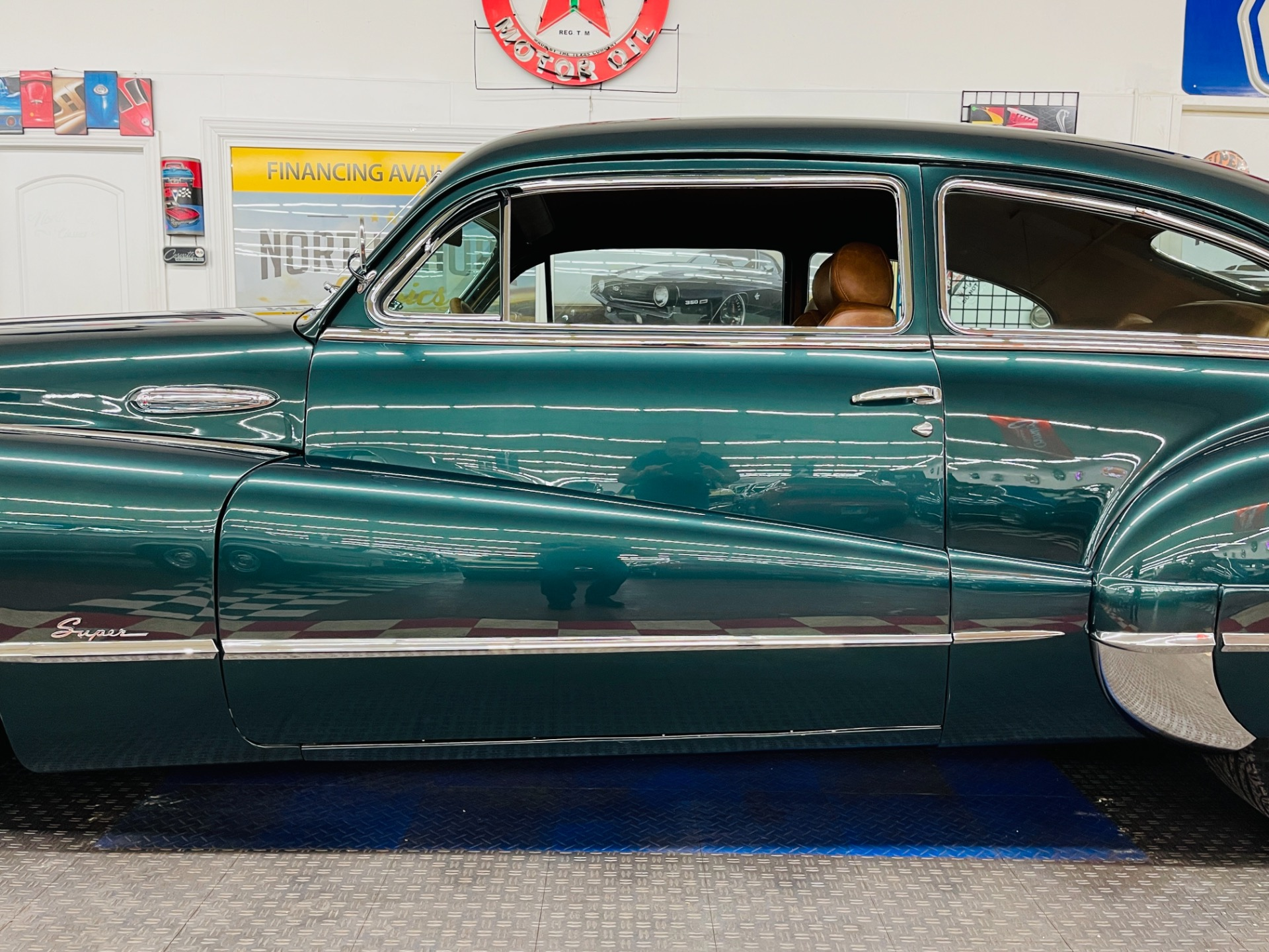 Used 1948 Buick Special Full Custom Art Morrison Chassis - SEE VIDEO - | Mundelein, IL