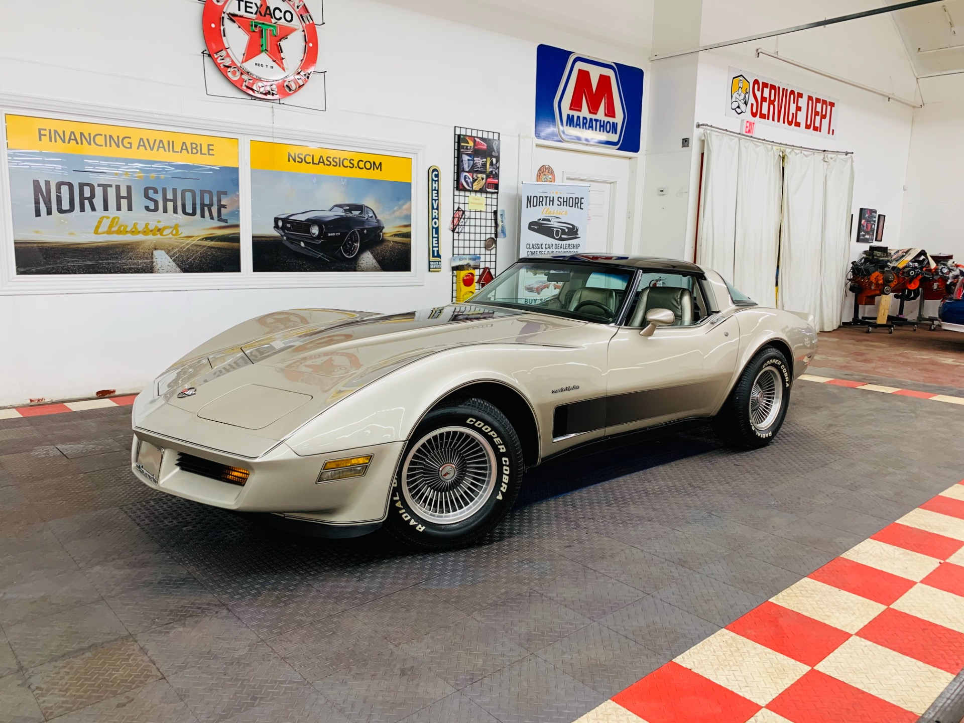 Used 1982 Chevrolet Corvette - COLLECTORS EDITION - VERY CLEAN - LOW MILES - | Mundelein, IL