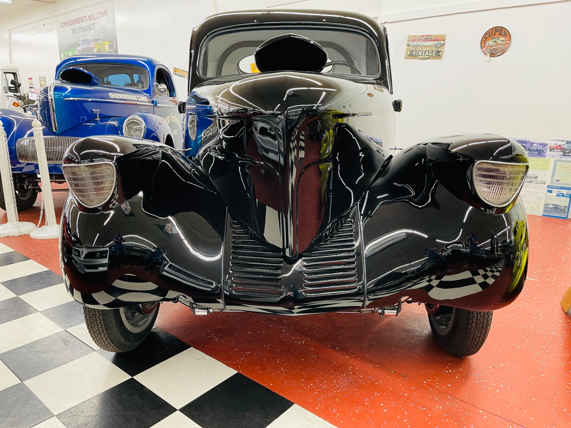 Used 1939 Willys Coupe - JACK MERKEL CHAMPIONSHIP CAR - B/GS RECORD HOLDER - | Mundelein, IL