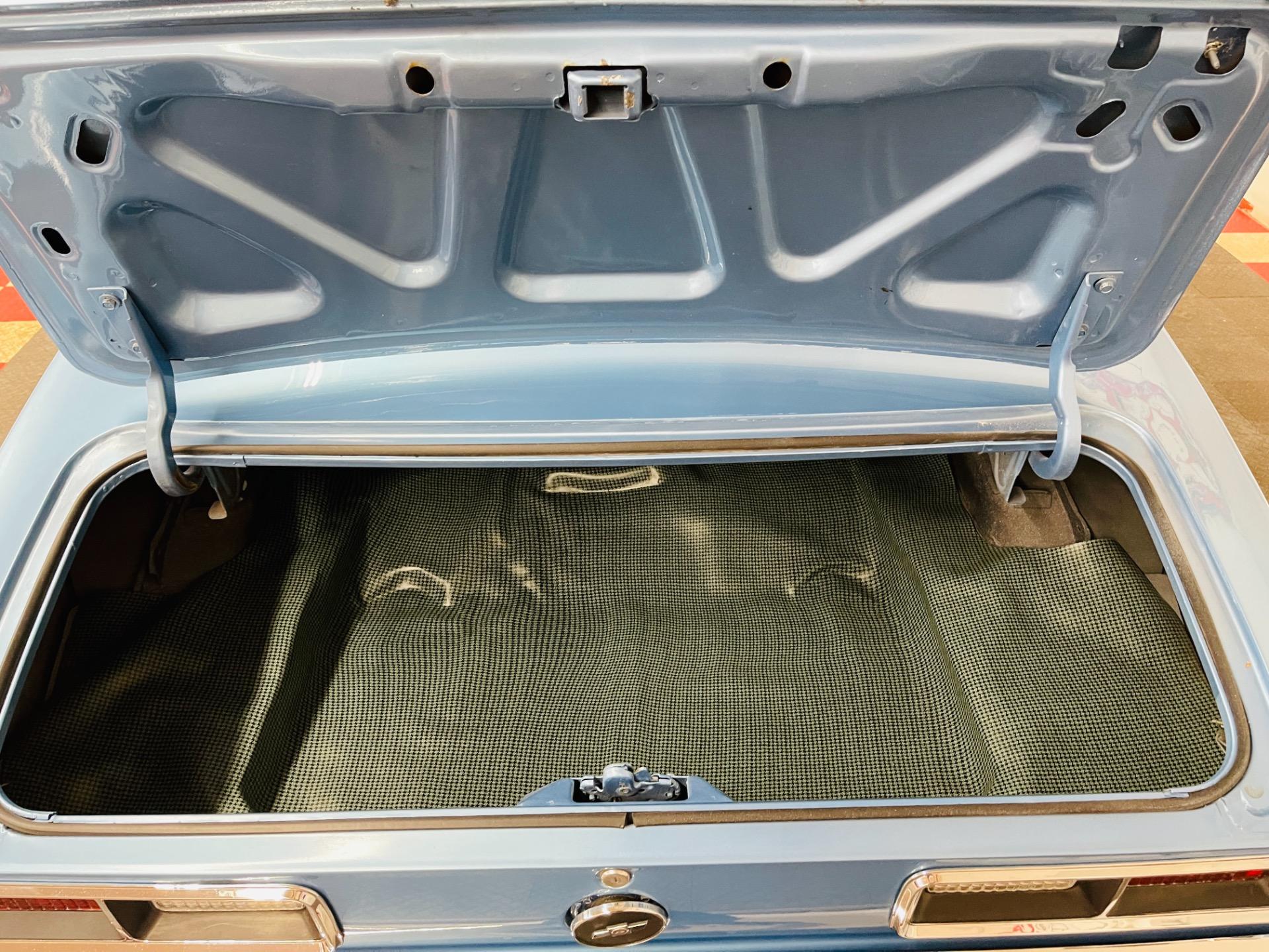 Used 1968 Chevrolet Camaro - 327 ENGINE - GROTTO BLUE - SEE VIDEO - | Mundelein, IL