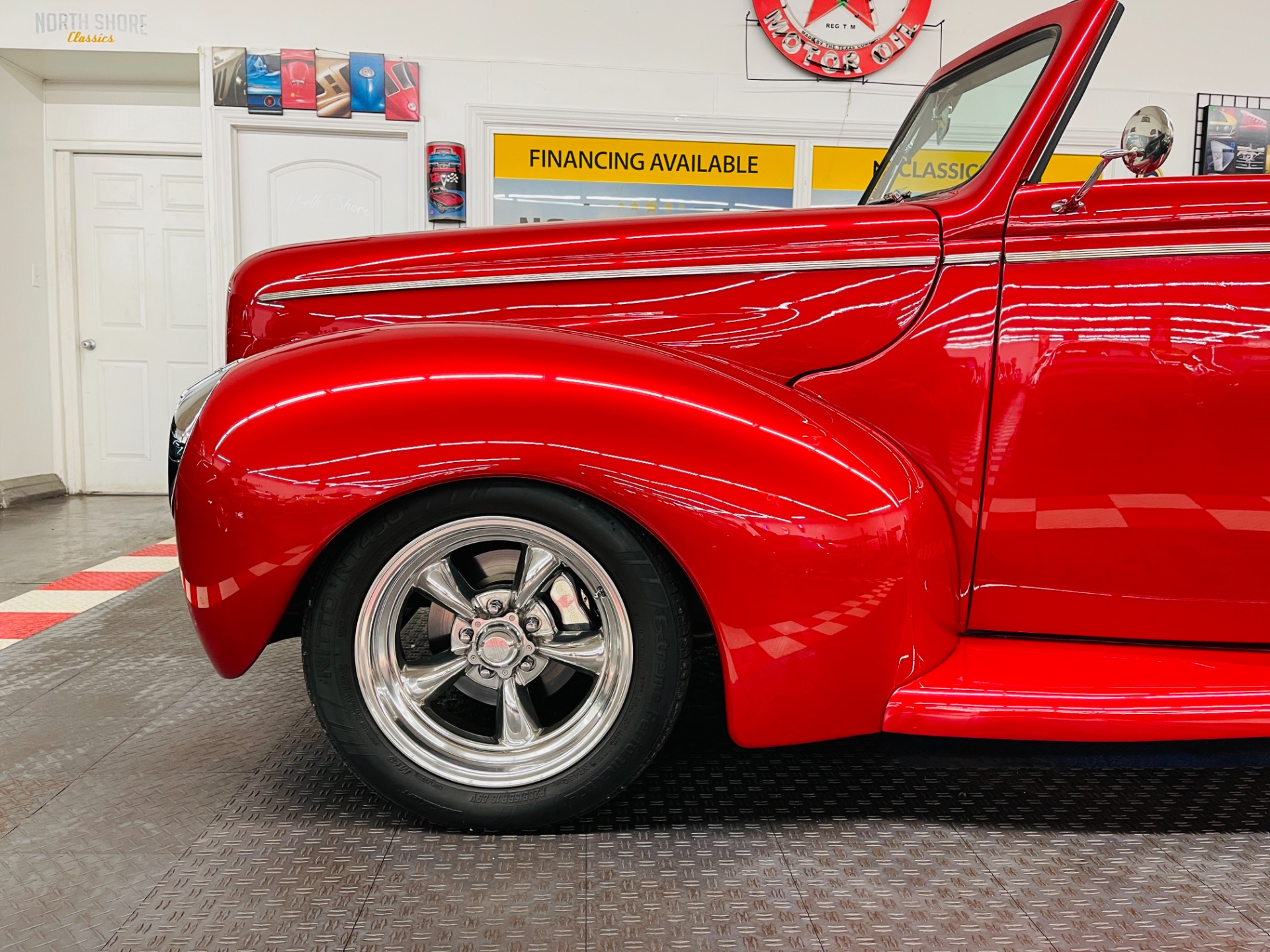 Used 1940 Ford Hot Rod / Street Rod - CONVERTIBLE - LS1 - 4L60E - ROADSTER SHOP FRAME - SEE VIDEO - | Mundelein, IL