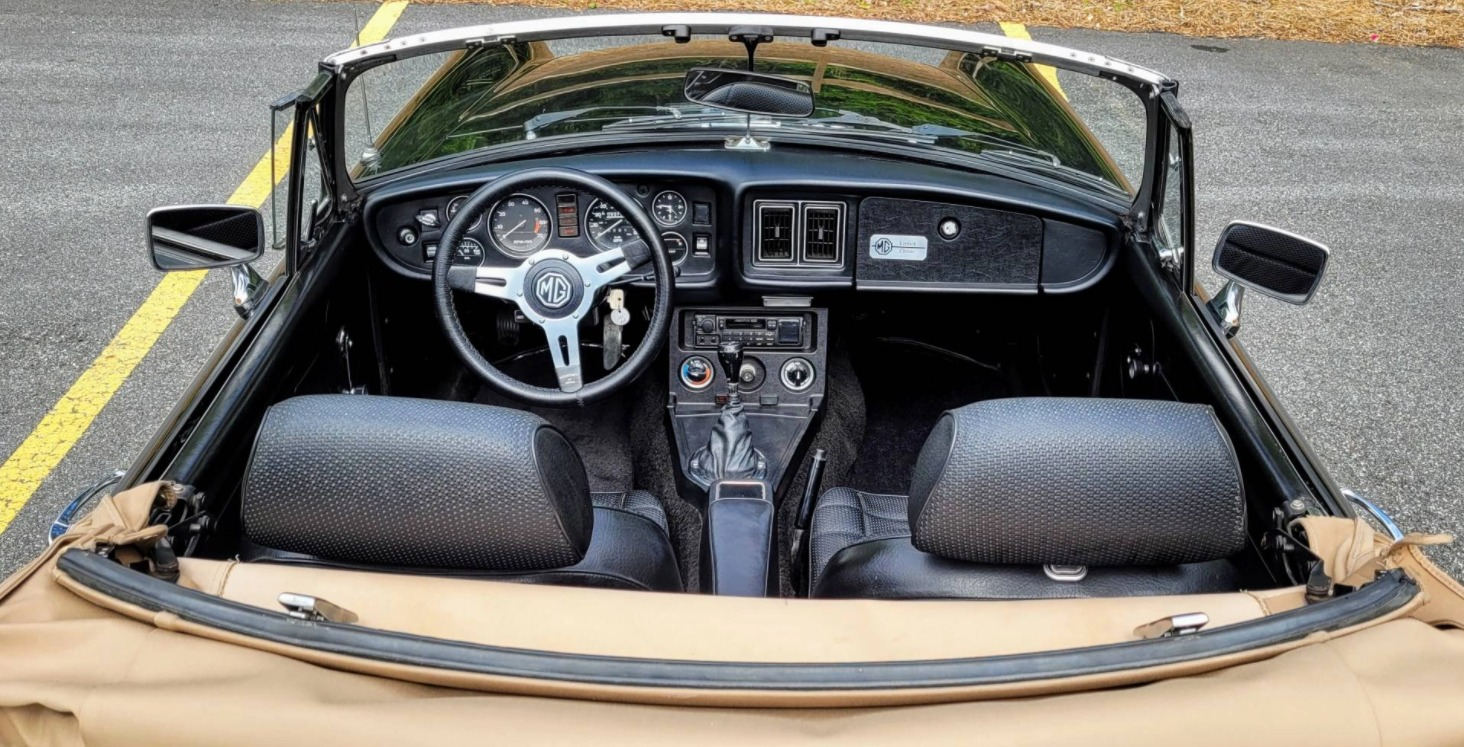 Used 1980 MGB LE CONVERTIBLE  | Mundelein, IL