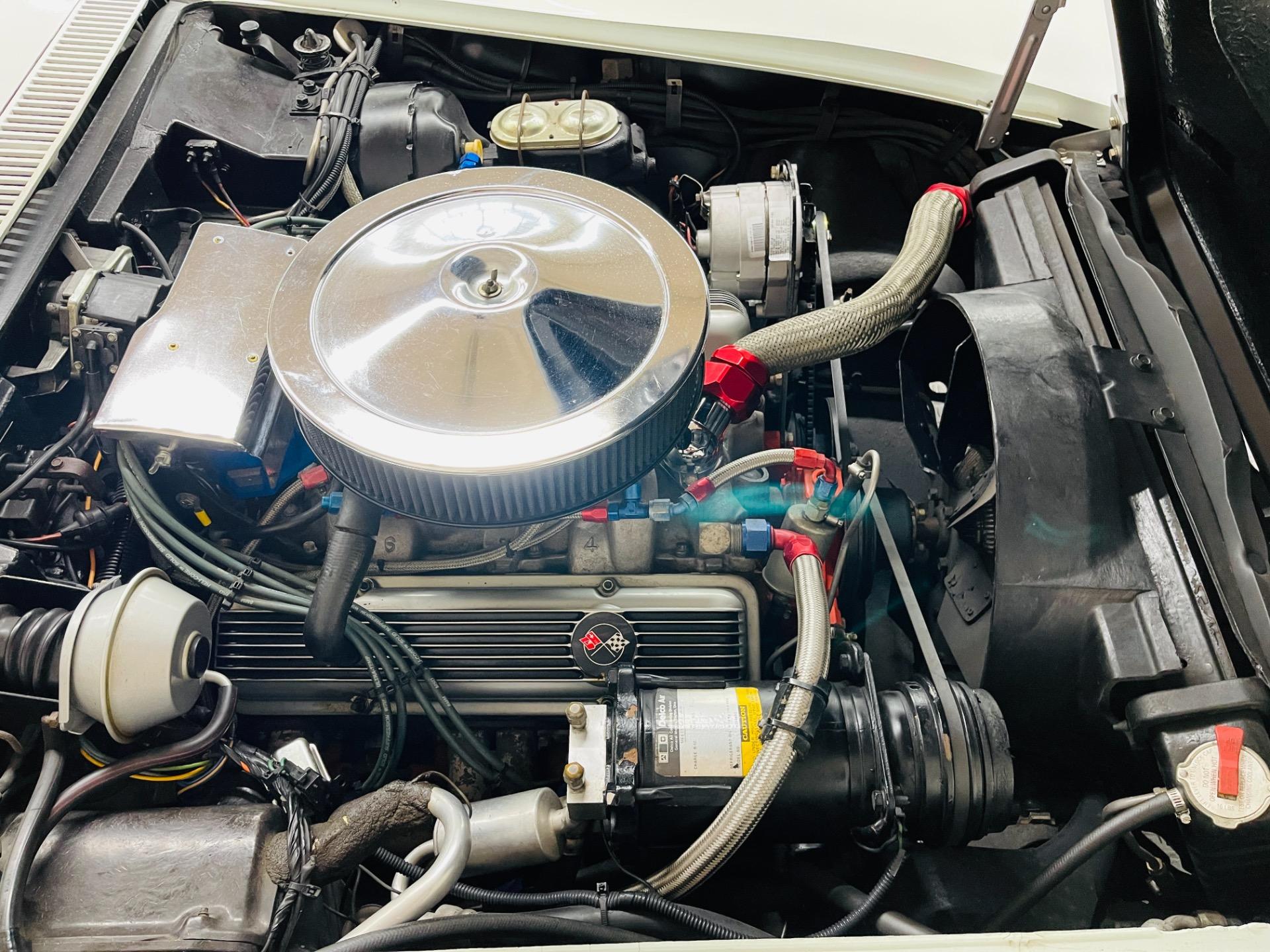 Used 1972 Chevrolet Corvette - CONVERTIBLE - 350 ENGINE - AUTO TRANS - SEE VIDEO - | Mundelein, IL