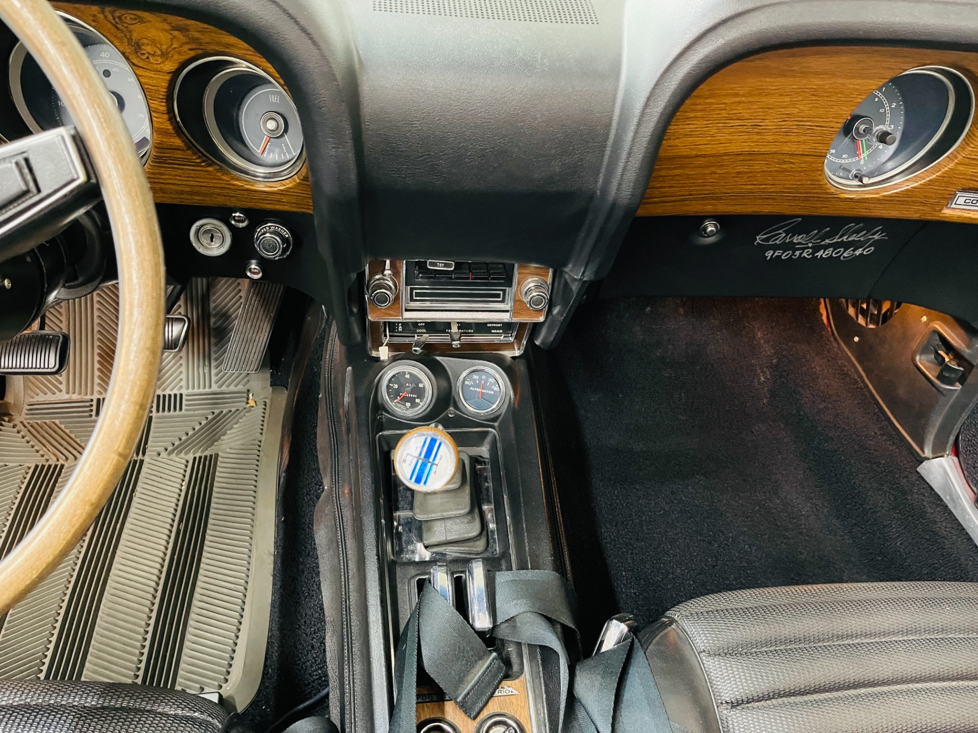 Used 1969 Ford Mustang - SHELBY GT 500 - CONVERTIBLE - 4 SPEED - SEE VIDEO | Mundelein, IL