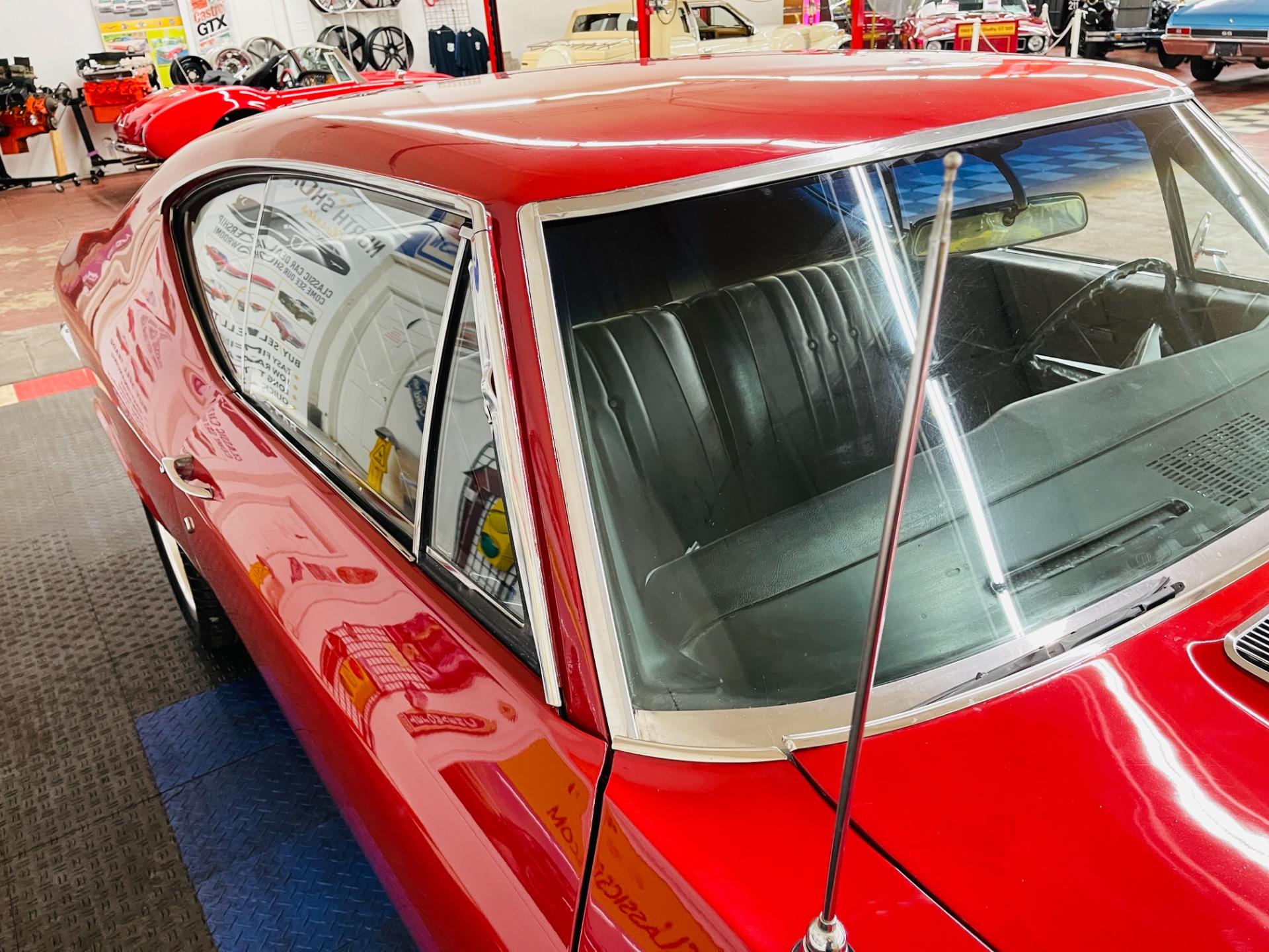 Used 1968 Chevrolet Chevelle - SUPER SPORT - 396 ENGINE - 4 SPEED - SEE VIDEO   Mundelein, IL