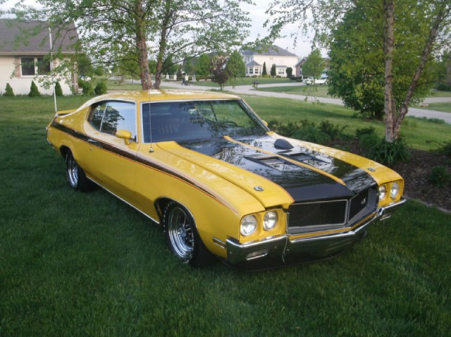 1971 Buick Skylark Gsx Tribute Stock 19713eb For Sale