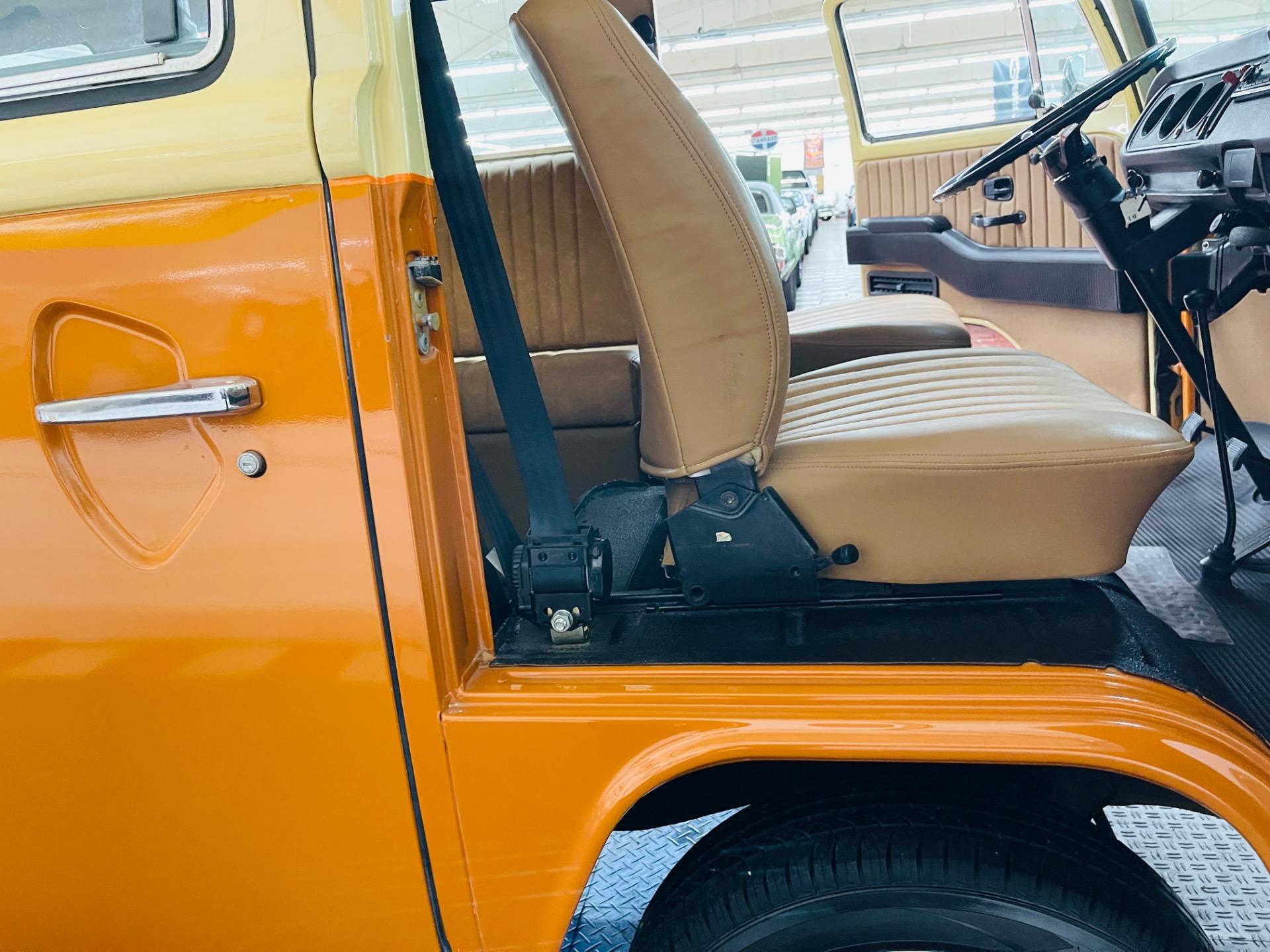 Used 1978 Volkswagen BUS Summer touring Fun - SEE VIDEO | Mundelein, IL