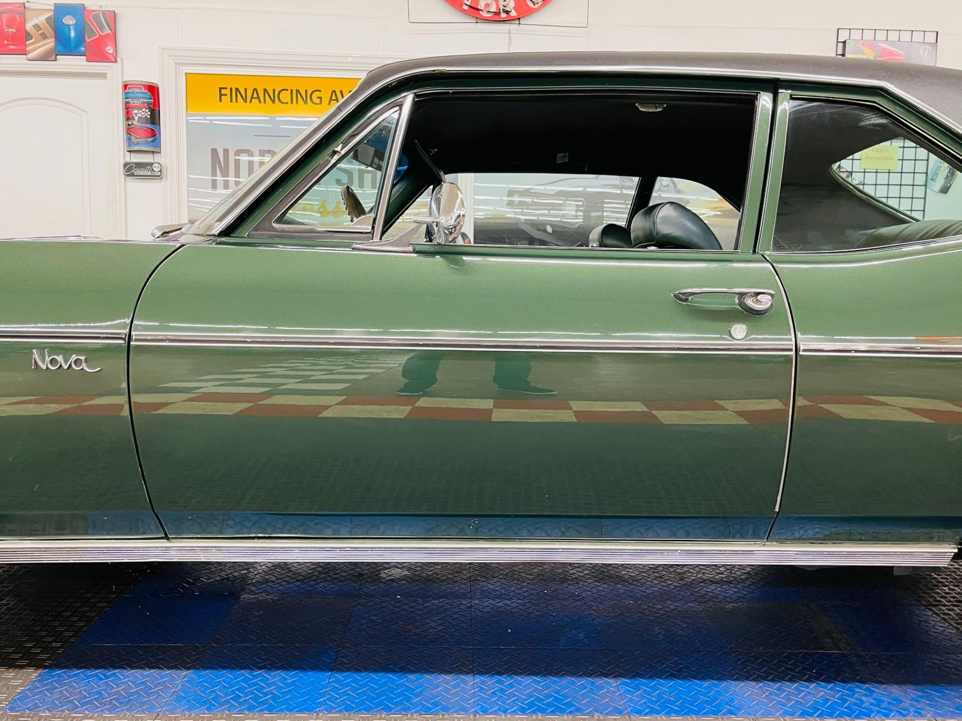 Used 1972 Chevrolet Nova - 396 BBC ENGINE - 4 SPEED MANUAL TRANS - SEE VIDEO | Mundelein, IL