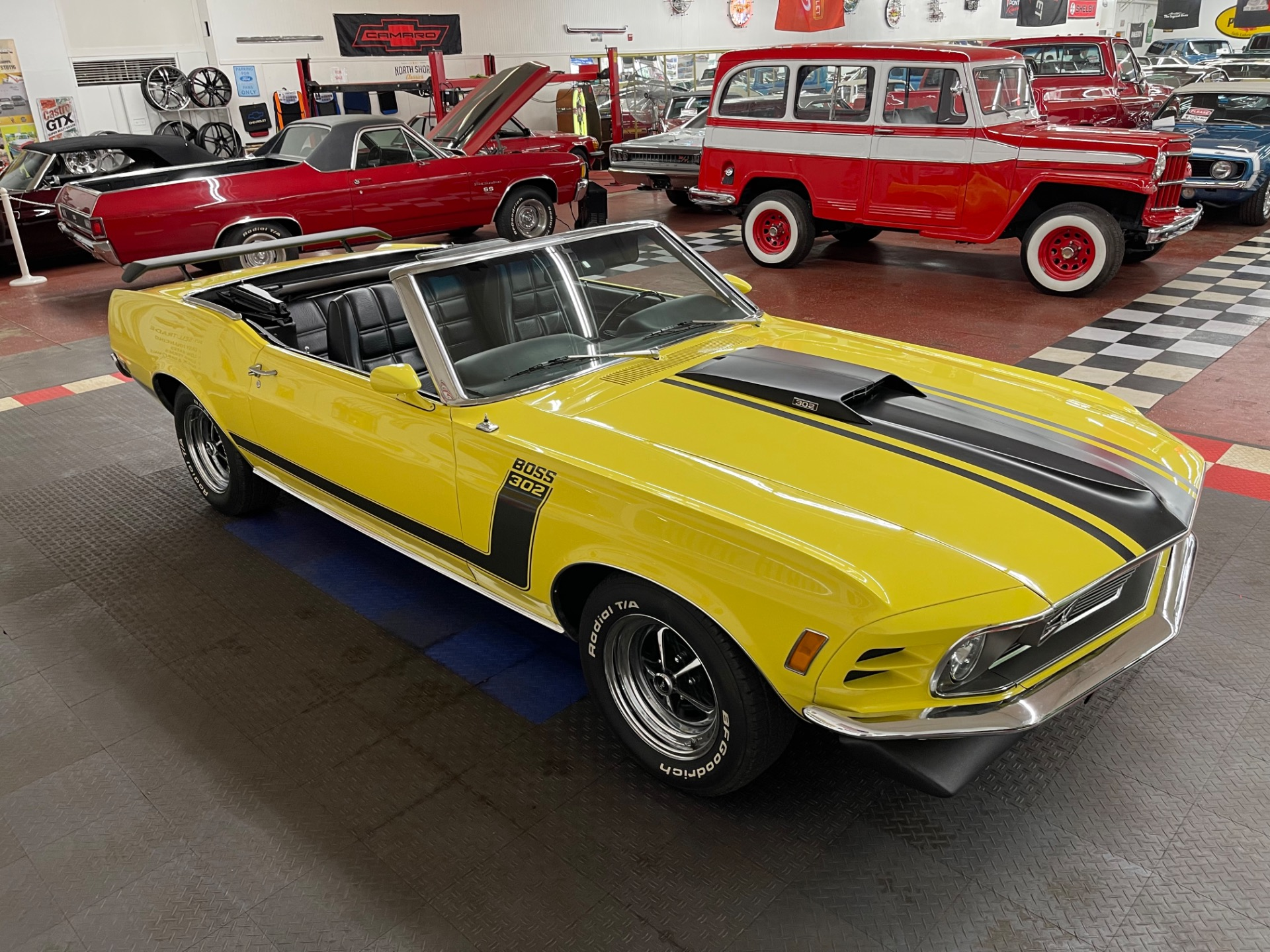 Used 1970 Ford Mustang - CONVERTIBLE - HIGH QUALITY DRIVER - SEE VIDEO   Mundelein, IL