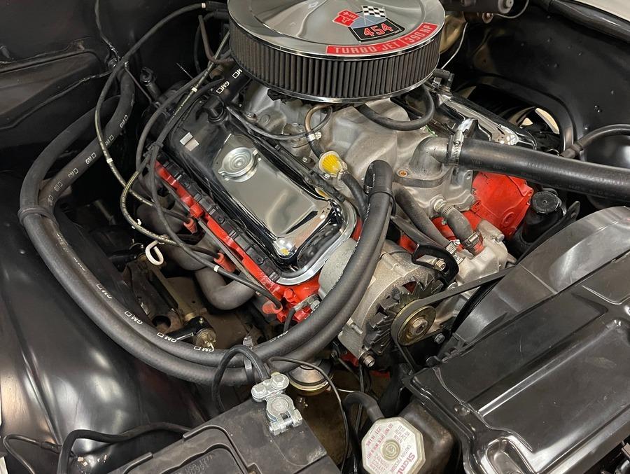Used 1970 Chevrolet Chevelle - CONVERTIBLE - 454 ENGINE - AUTO TRANS - FRESH RESTORATION - | Mundelein, IL