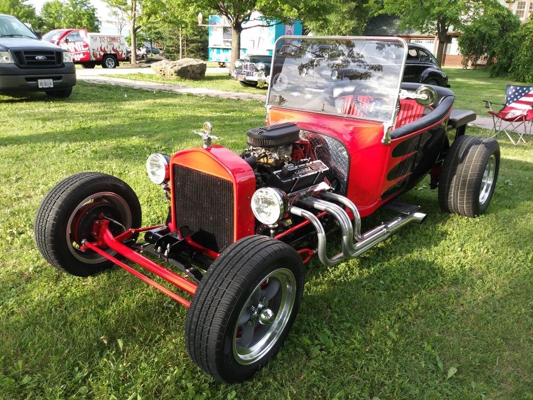 Used 1923 Ford Hot Rod / Street Rod - T-BUCKET - 355 C.I. ENGINE - FRESH BUILD -   Mundelein, IL