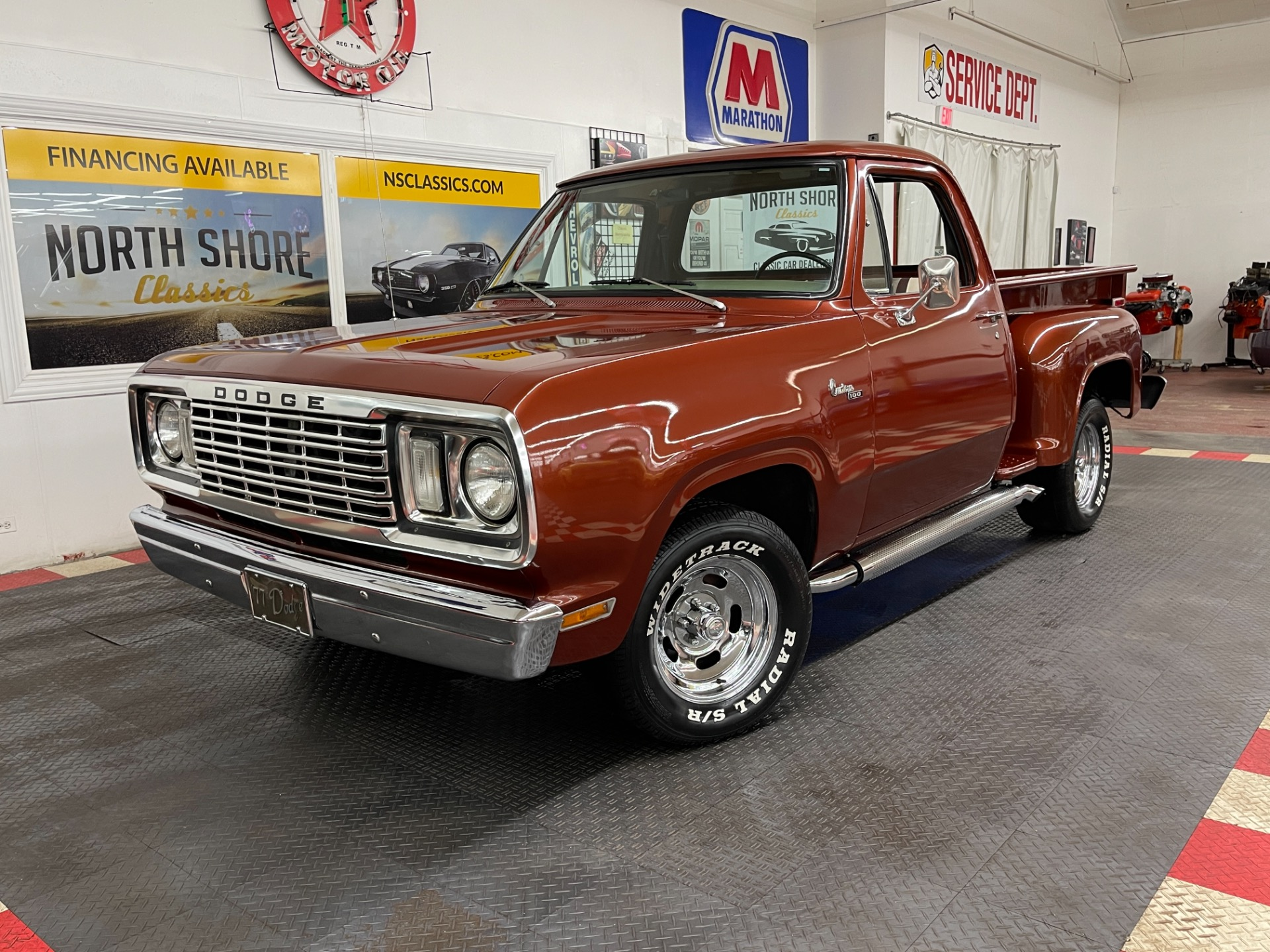 Used 1977 Dodge D 100 Clean1 Owner Pick up - SEE VIDEO | Mundelein, IL