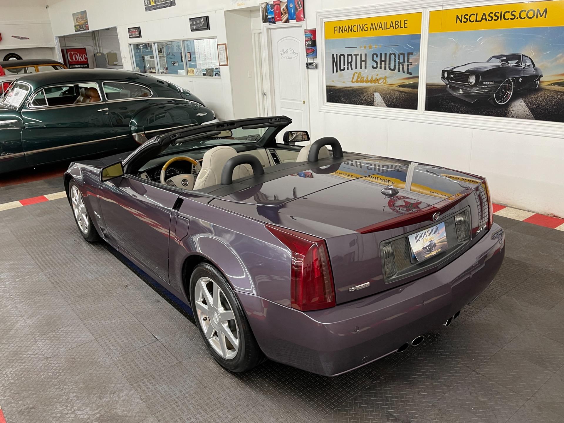 Used 2004 Cadillac XLR Neiman Marcus Edition - SEE VIDEO | Mundelein, IL