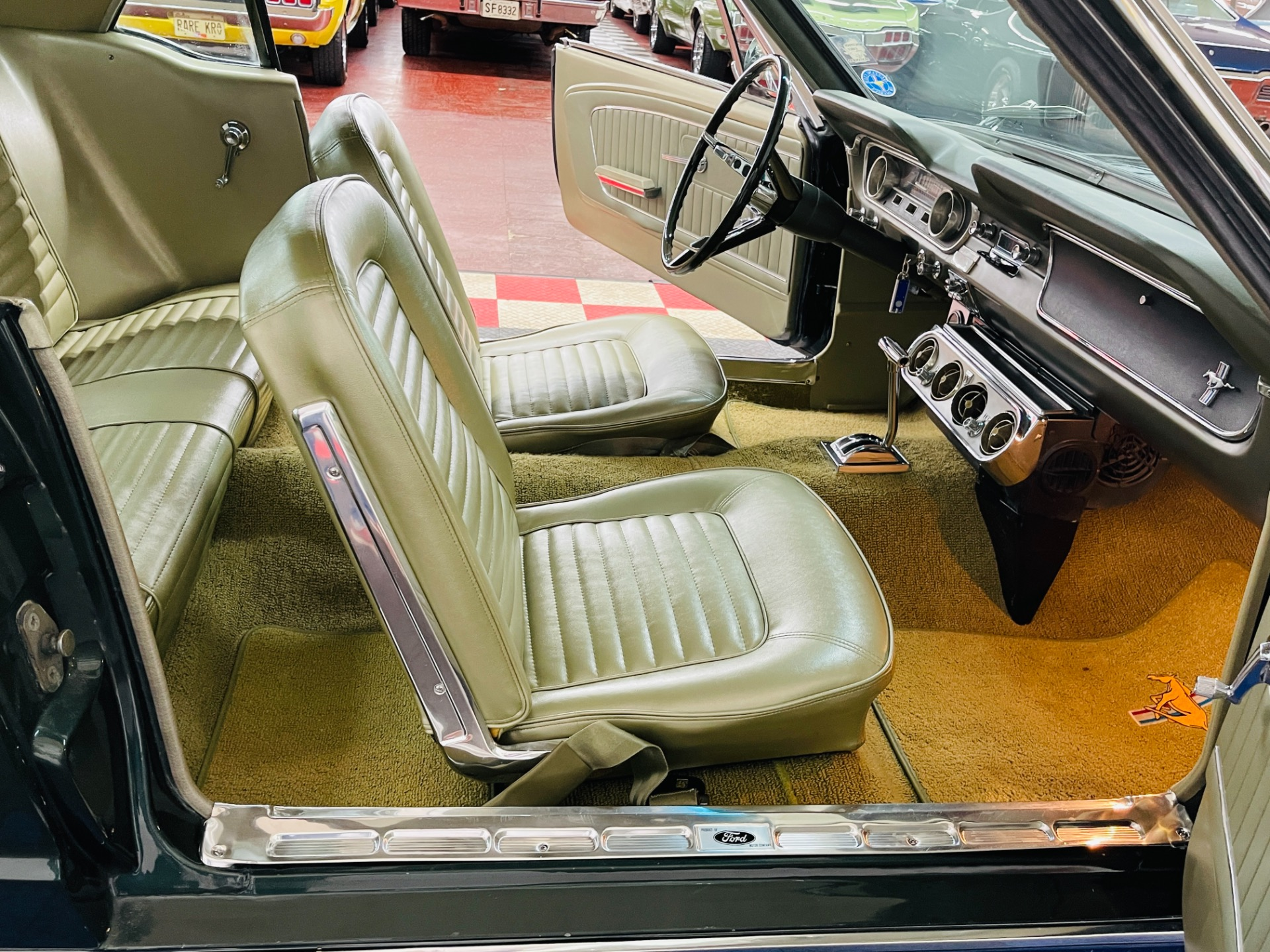 Used 1965 Ford Mustang - COMPLETE MECHANICAL RESTORATION - VERY NICE DRIVER - SEE VIDEO   Mundelein, IL