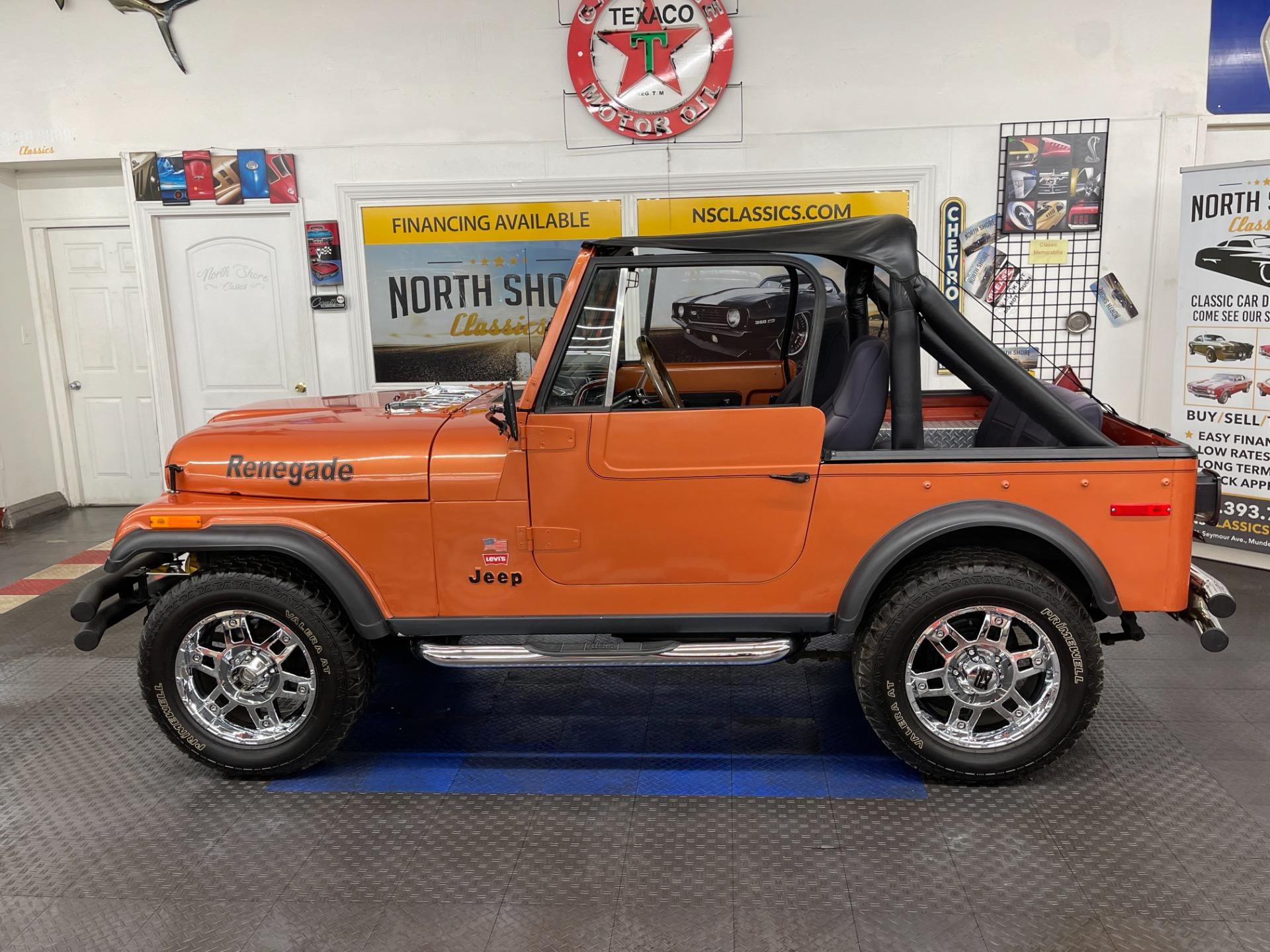 Used 1977 Jeep CJ7 - V8 ENGINE - AUTO TRANS - SEE VIDEO   Mundelein, IL