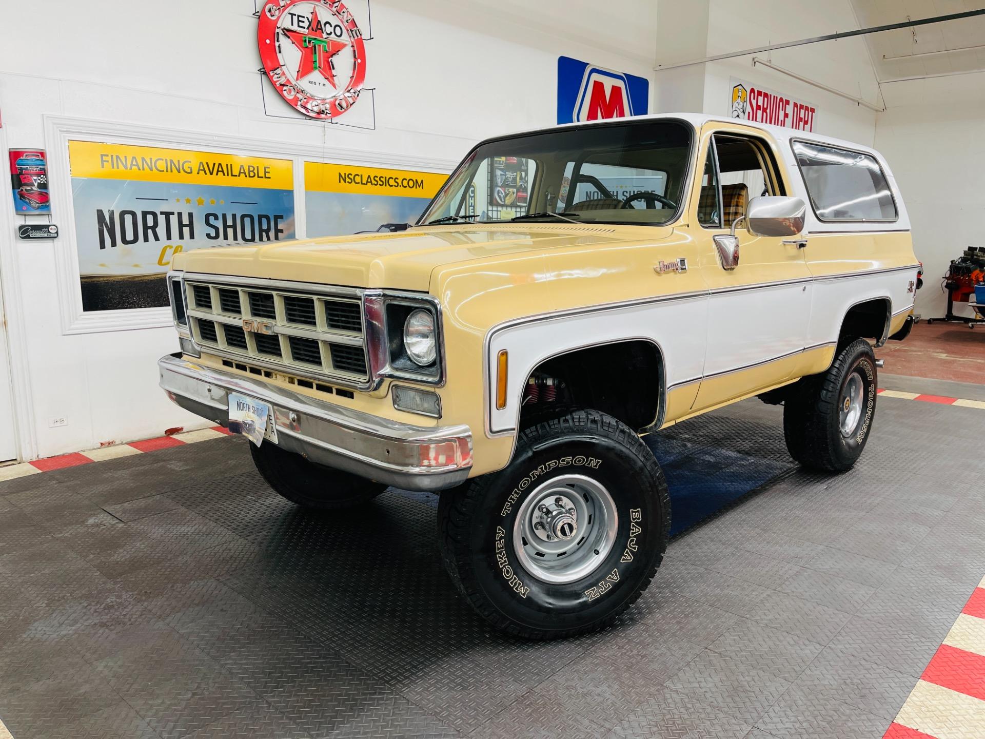 Used 1978 GMC Jimmy Survivor 4x4 High Sierra - SEE VIDEO | Mundelein, IL