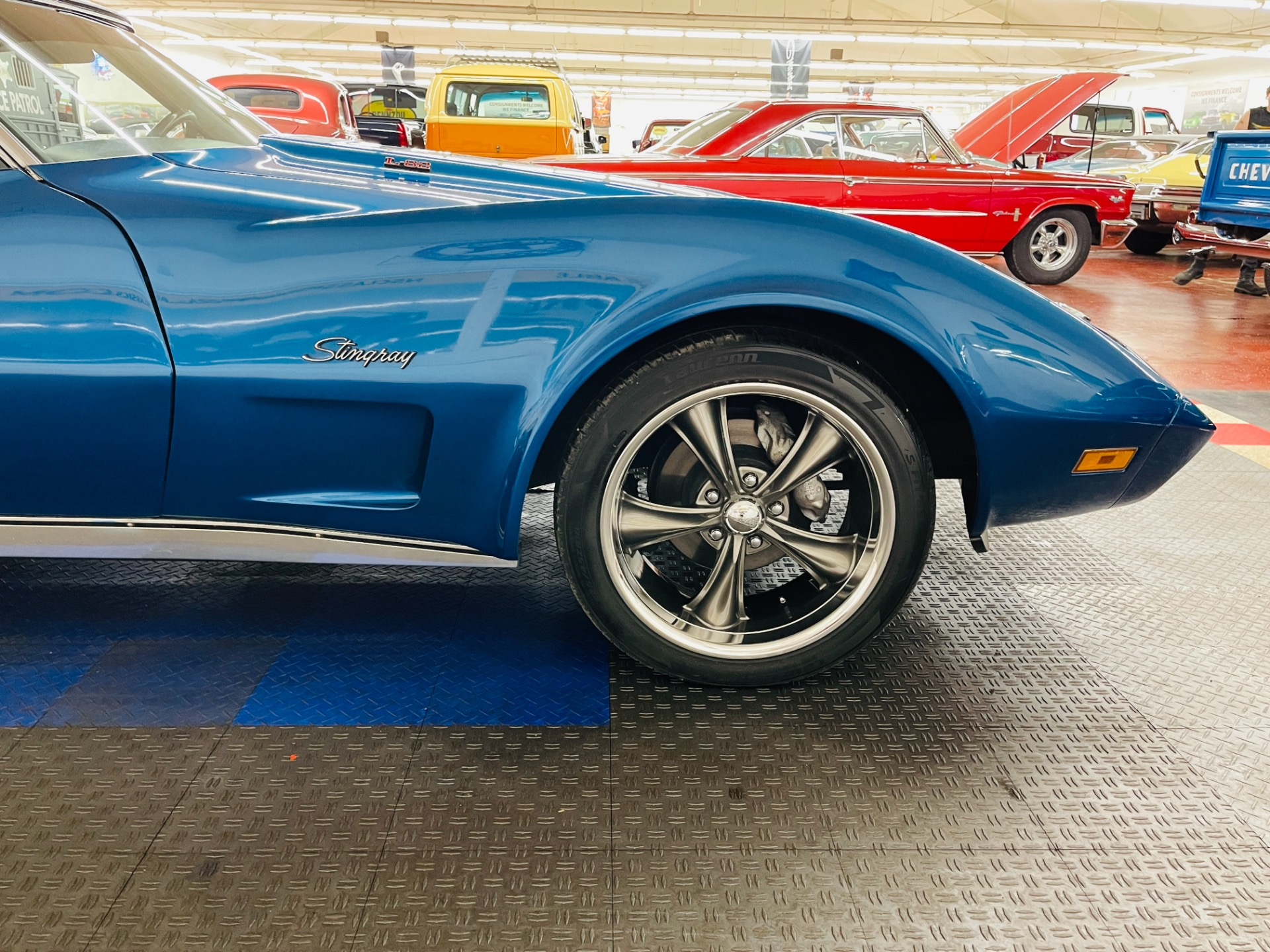 Used 1973 Chevrolet Corvette - COUPE - 4 SPEED MANUAL - SEE VIDEO   Mundelein, IL