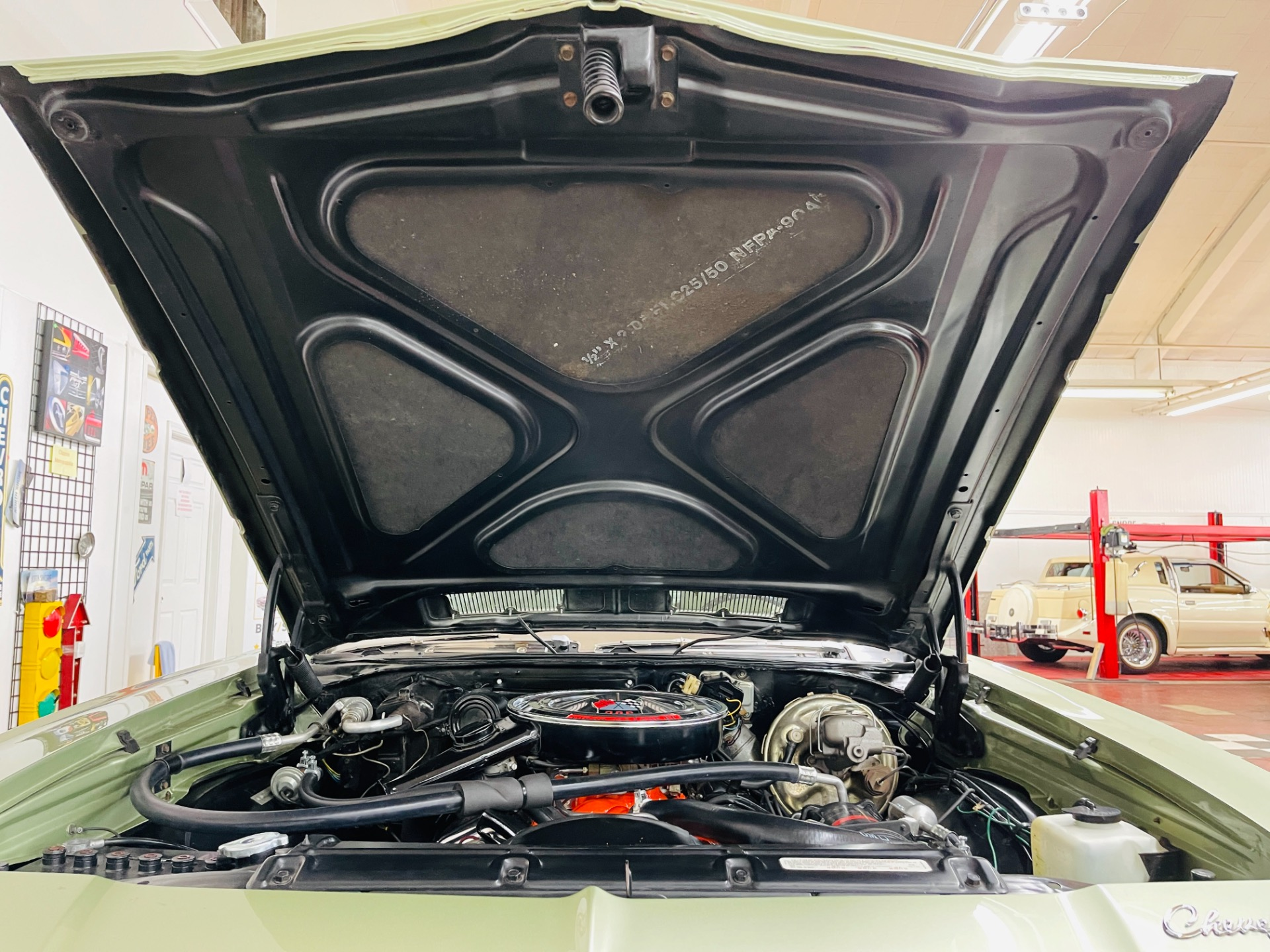 Used 1969 Chevrolet Chevelle - SUPER SPORT - NUMBERS MATCHING 396 - FACTORY A/C - SEE VIDEO   Mundelein, IL