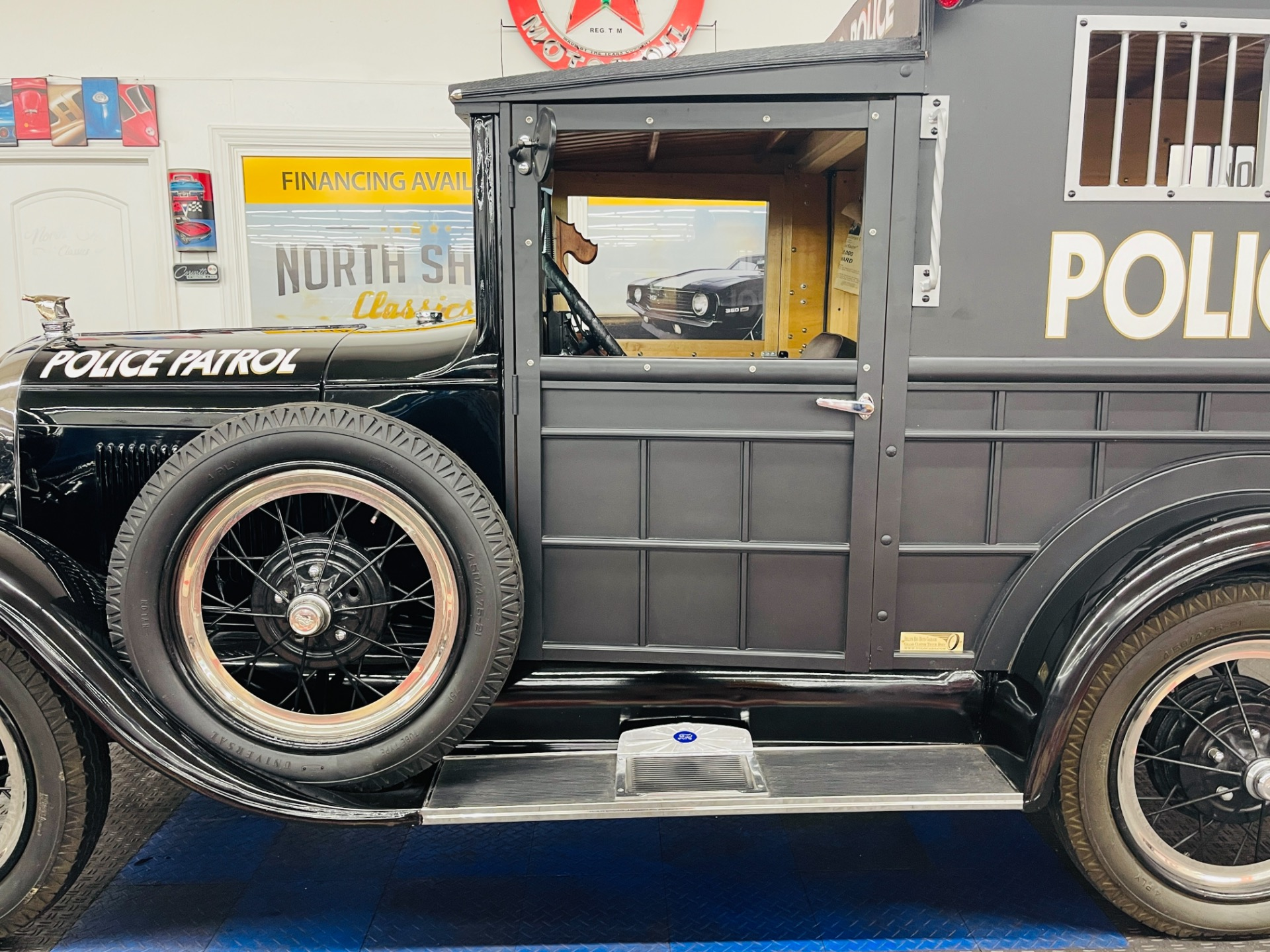 Used 1929 Ford Model A Police Paddy Wagon - SEE VIDEO | Mundelein, IL
