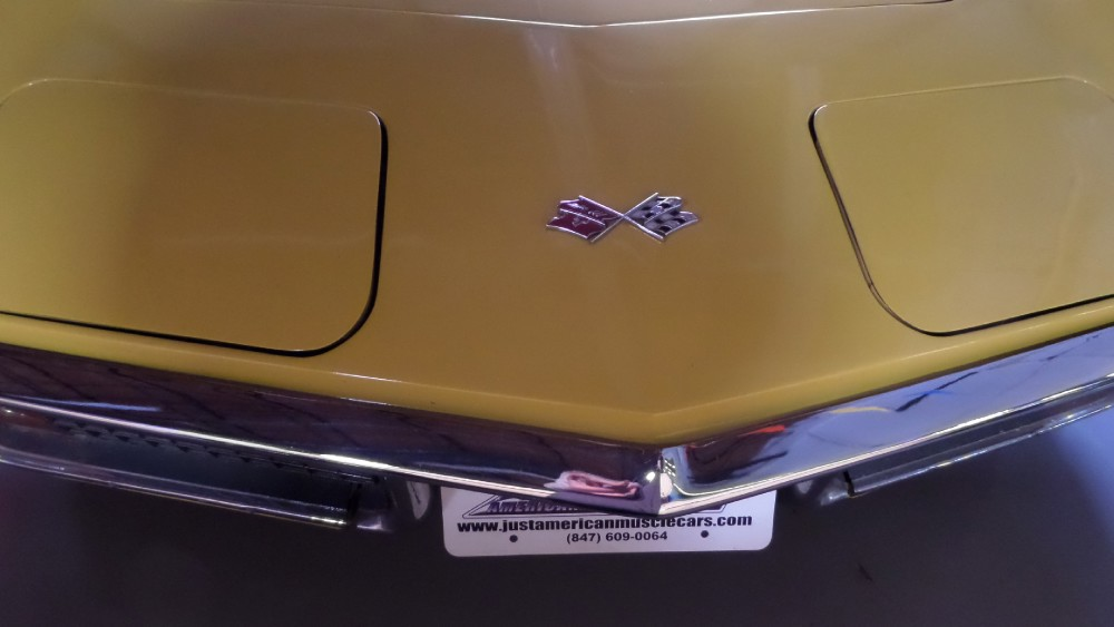 Used 1972 Chevrolet Corvette LS5-BELOW MARKET VALUE-CALL NOW-OPEN TO TRADES   Mundelein, IL