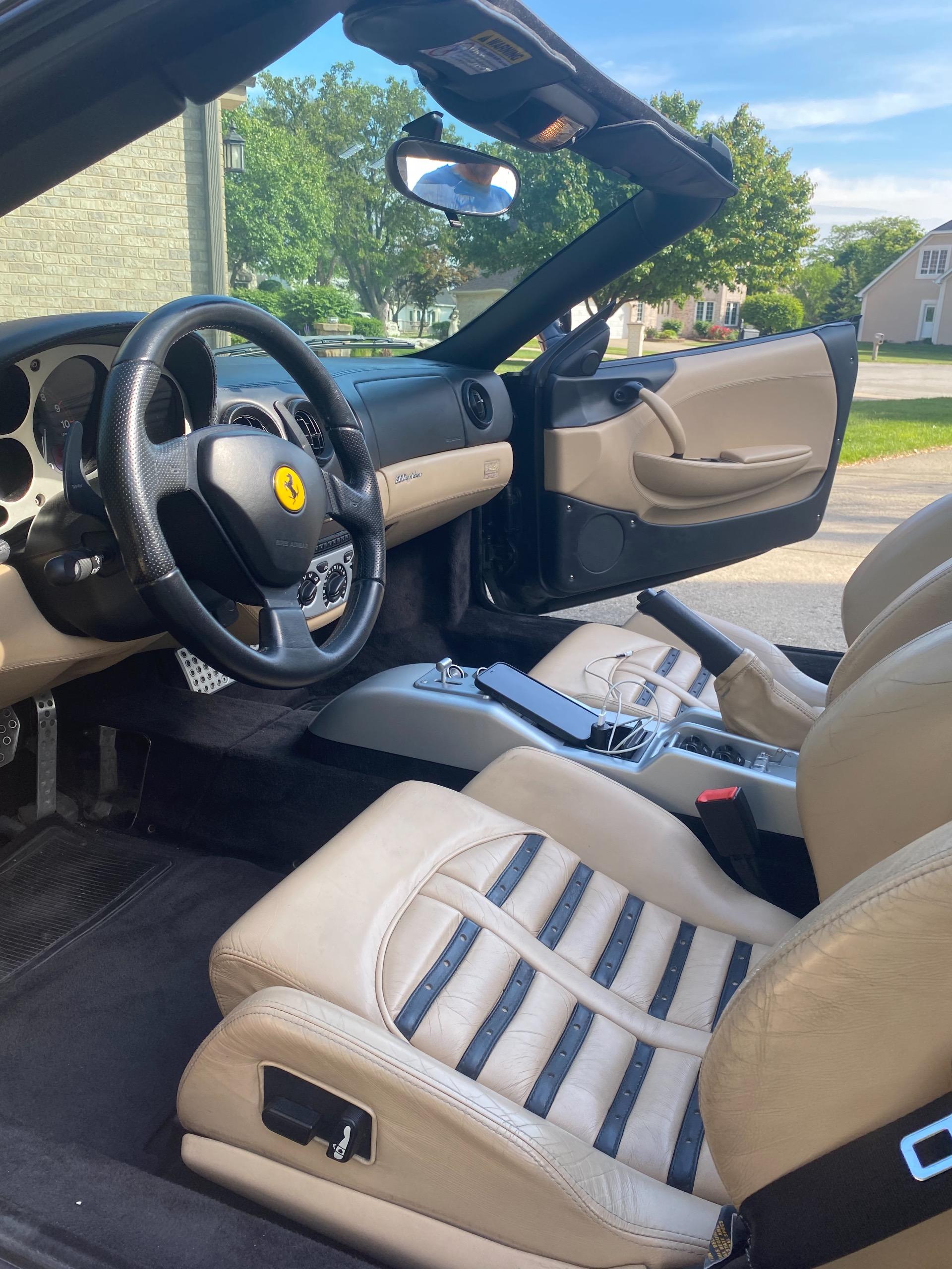 Used 2001 Ferrari 360 Spider  | Mundelein, IL