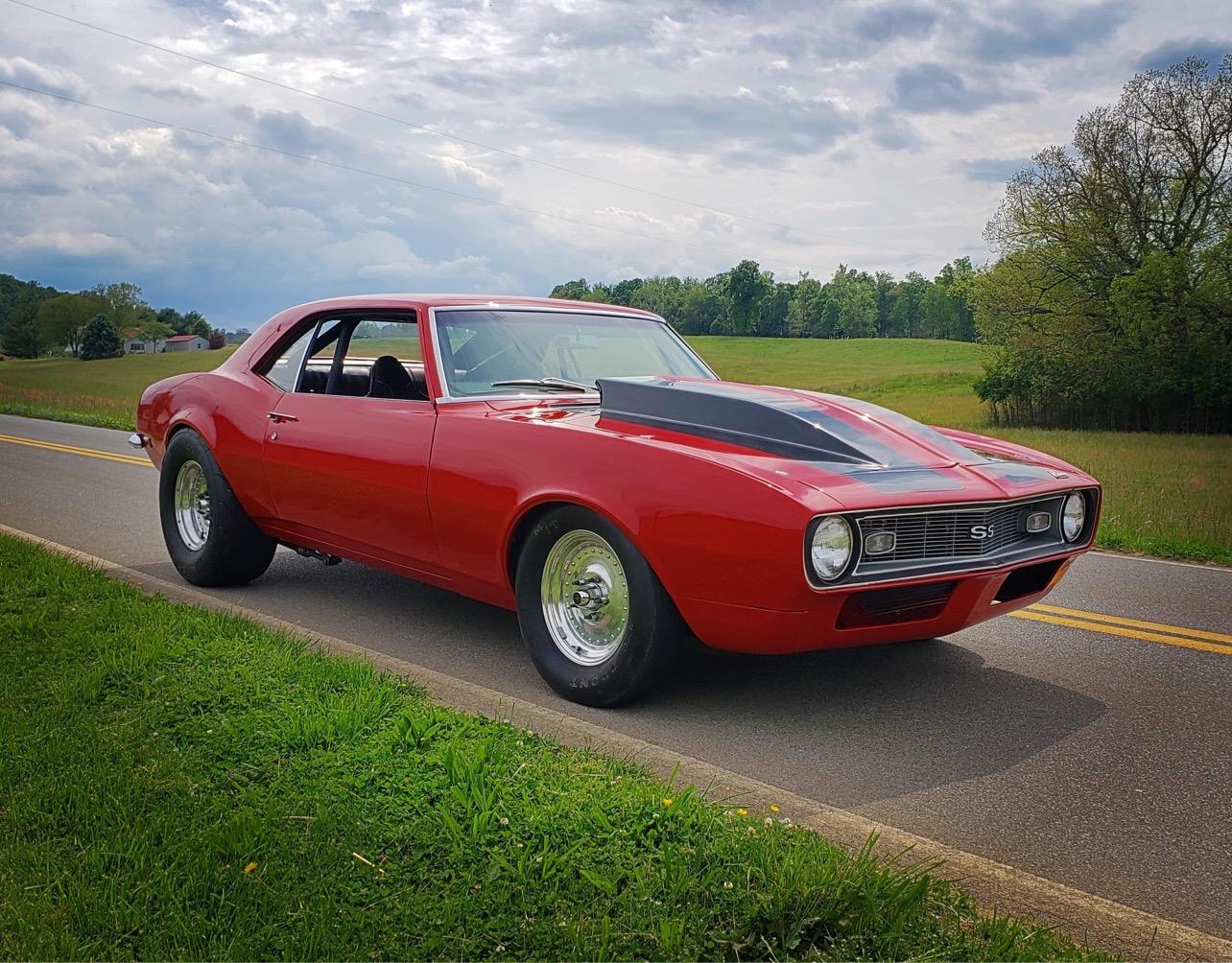 Used 1968 Chevrolet Camaro Big Block Pro Street | Mundelein, IL