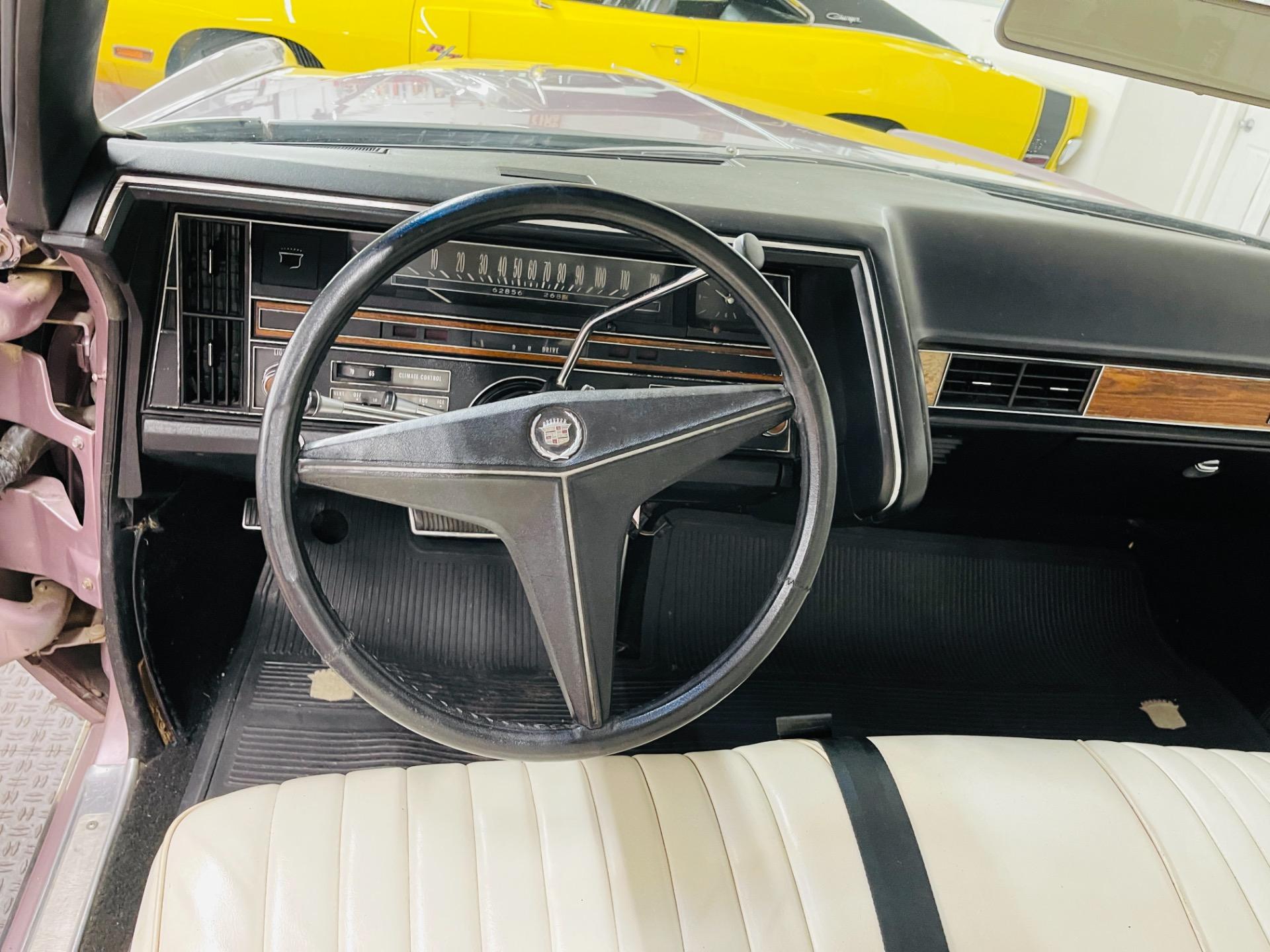 Used 1969 Cadillac Eldorado Great Cruiser - SEE VIDEO   Mundelein, IL