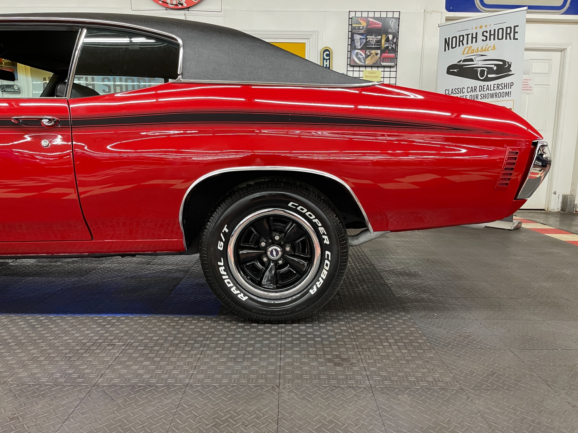 Used 1972 Chevrolet Chevelle - HEAVY CHEVY TRIBUTE - BIG BLOCK / 4SPEED - SEE VIDEO | Mundelein, IL