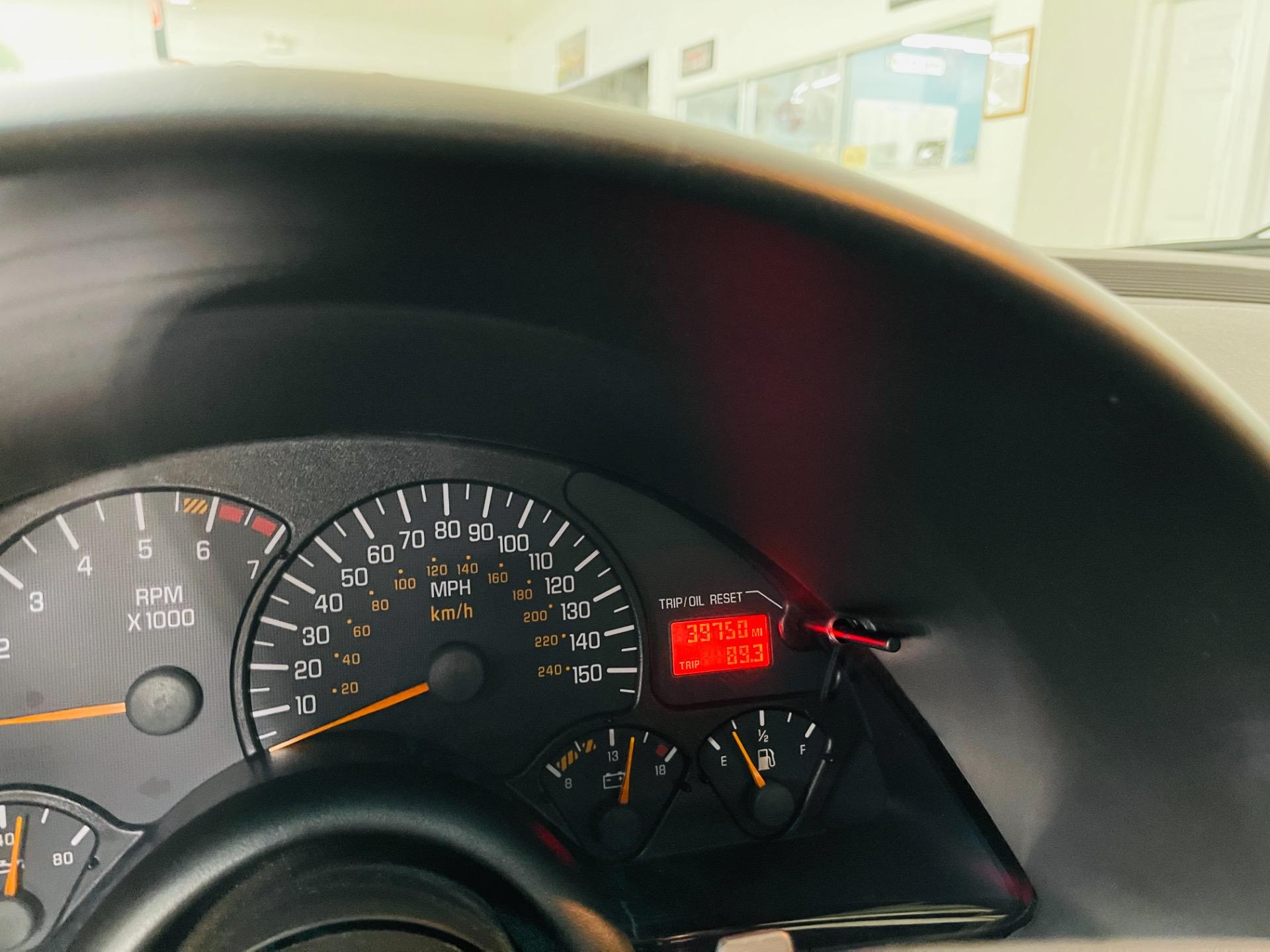 Used 2001 Pontiac Firebird TRANS AM WS6 - SEE VIDEO | Mundelein, IL