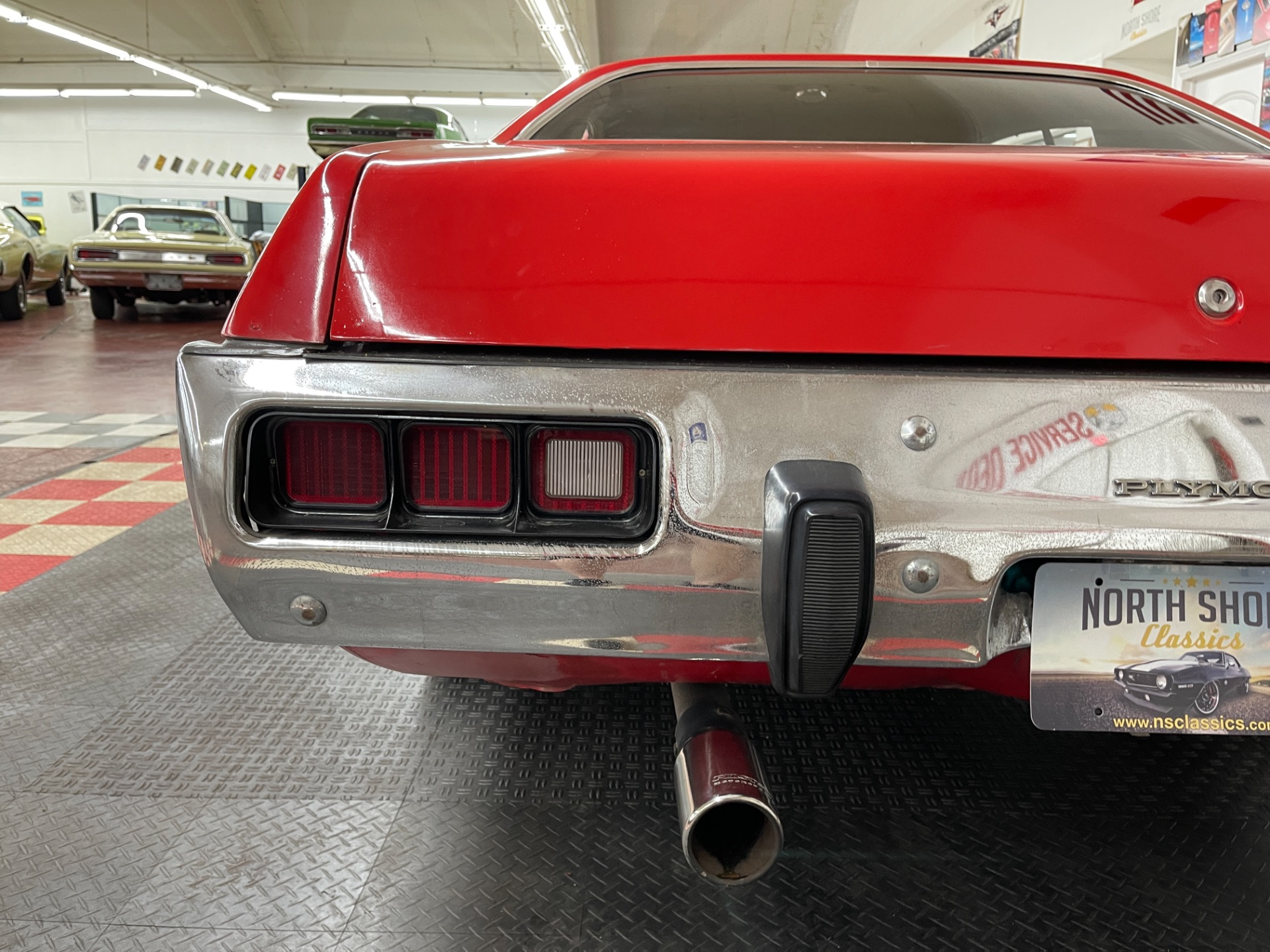 Used 1973 Plymouth Roadrunner - NUMBERS MATCHING 340 ENGINE - FUEL INJECTION - SEE VIDEO | Mundelein, IL