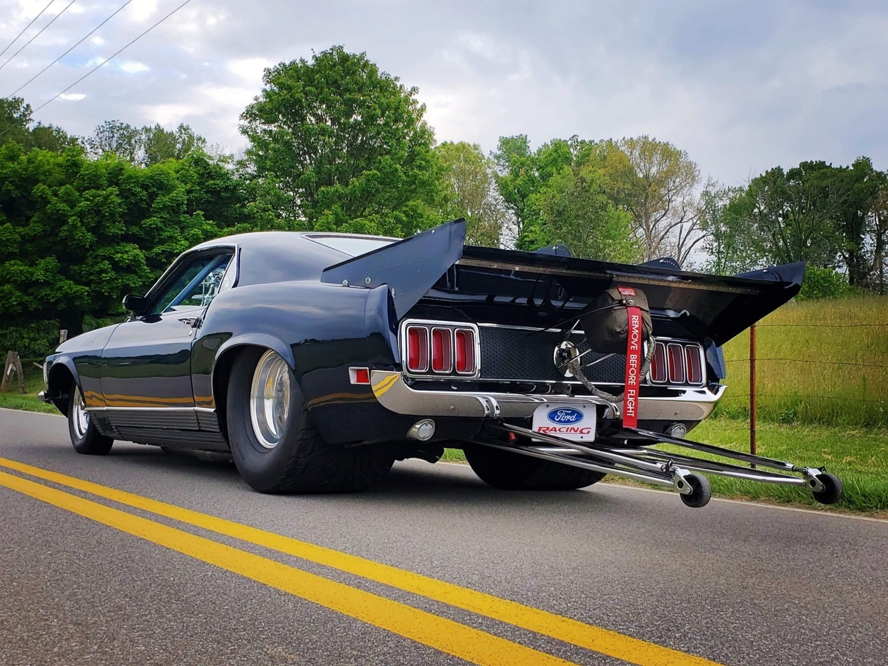 Used 1970 Ford Mustang PRO STREET MACH1 | Mundelein, IL