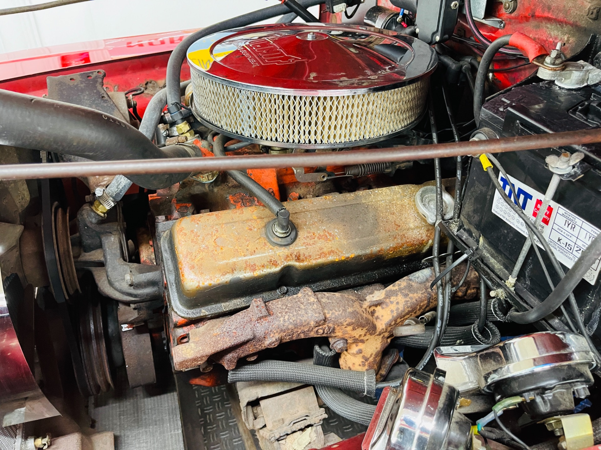 Used 1961 Willys Jeep Wagon - SEE VIDEO -   Mundelein, IL