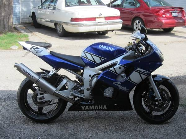 2001 yamaha r6 yzf limited edition stock 5791mc for sale for Where is the nearest yamaha dealer