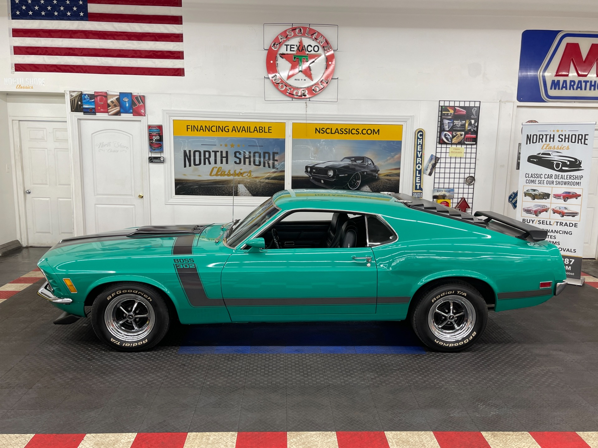 Used 1970 Ford Mustang - BOSS 302 DECALS - SEE VIDEO   Mundelein, IL