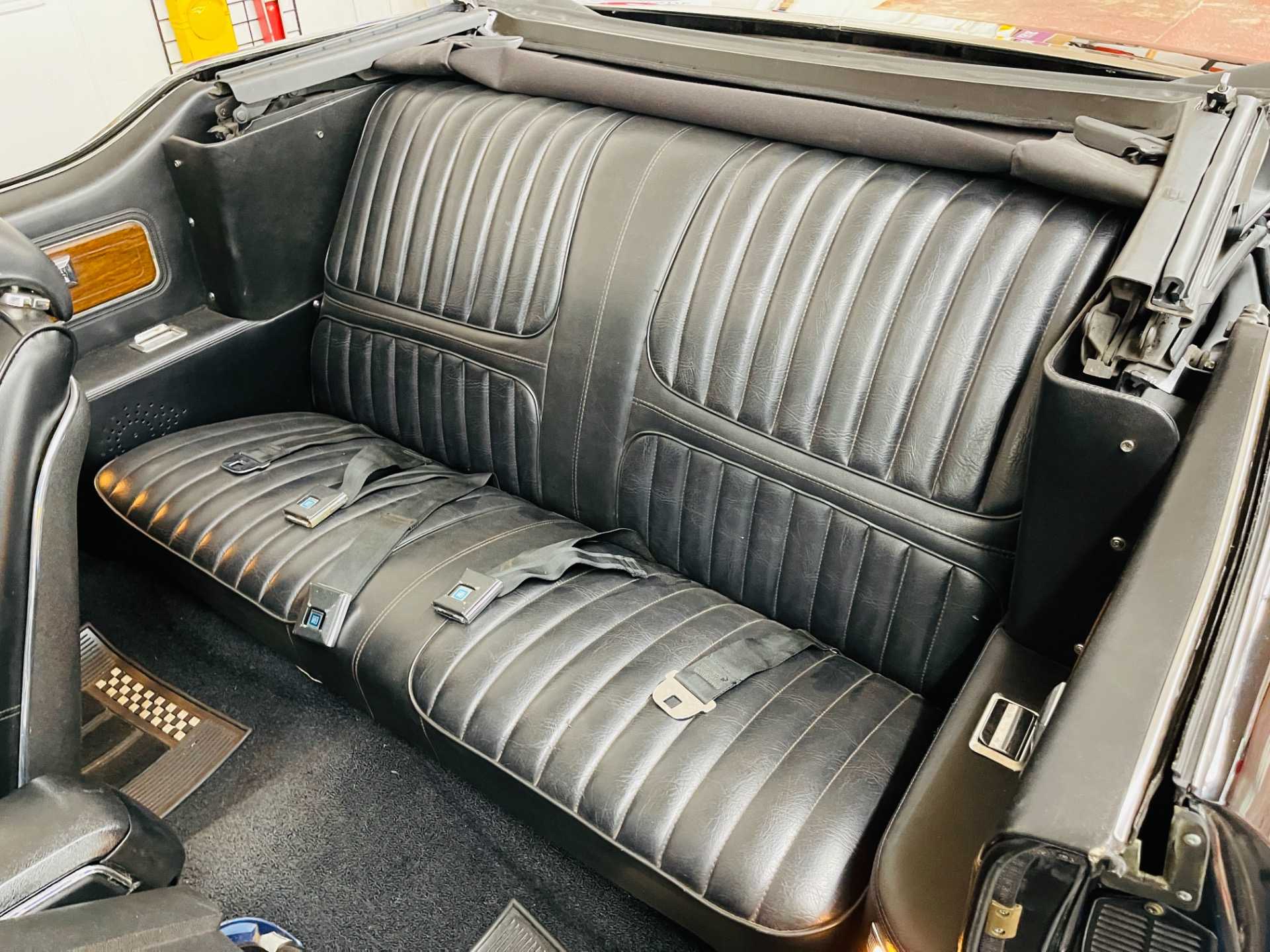 Used 1971 Oldsmobile 442 - CONVERTIBLE - TRIPLE BLACK - NUMBERS MATCHING - SEE VIDEO   Mundelein, IL