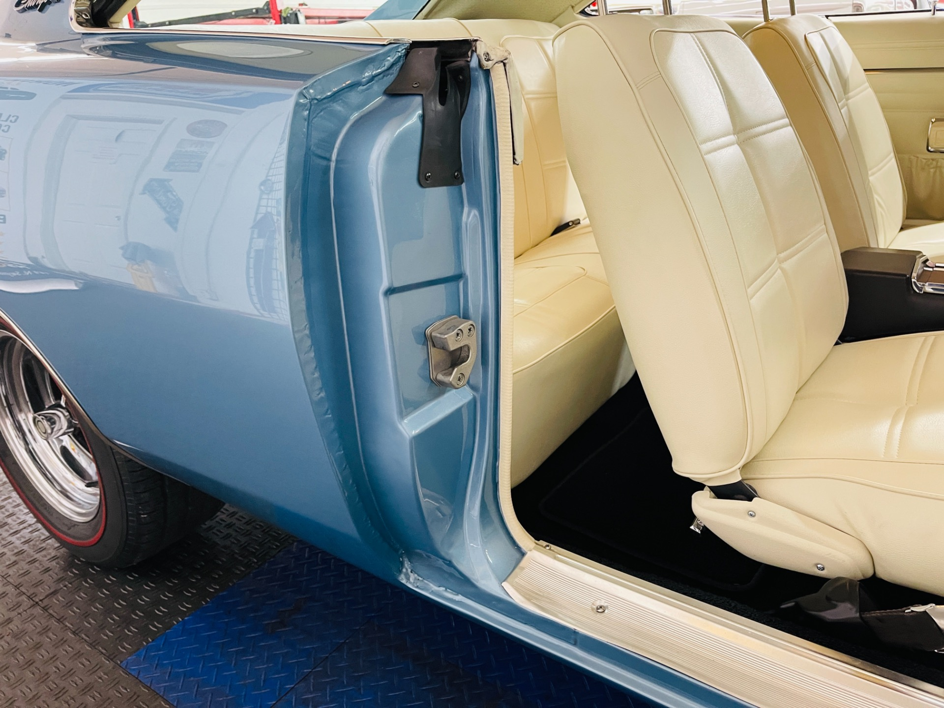 Used 1969 Dodge Charger - R/T - 440 MAGNUM - 4 SPEED TRANS - B3 BLUE - SEE VIDEO | Mundelein, IL