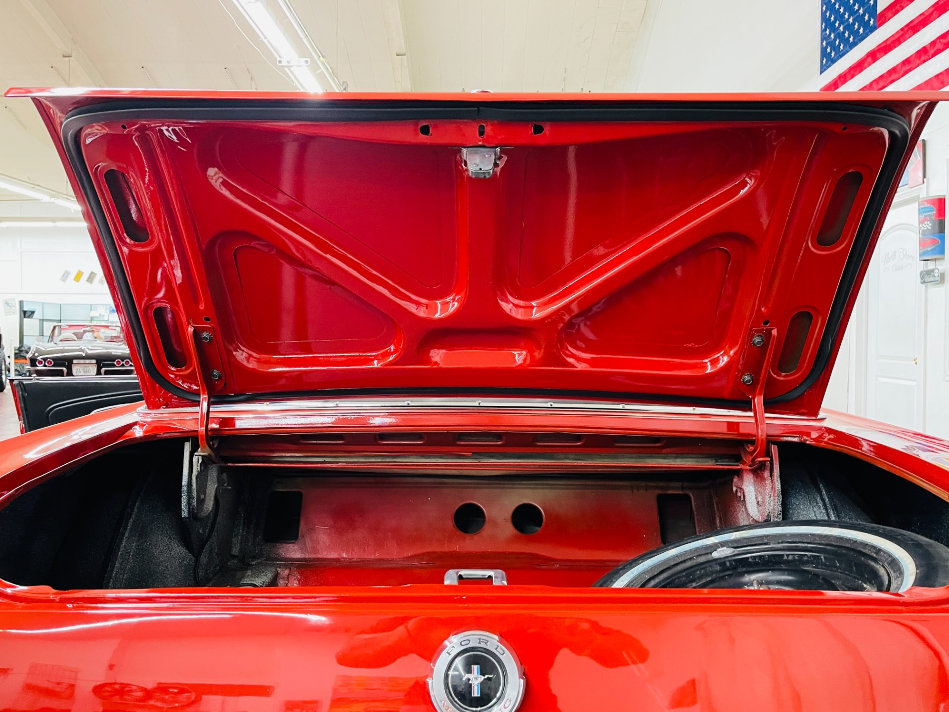 Used 1965 Ford Mustang - CONVERTIBLE - 289 V8 ENGINE - AUTO TRANS - SEE VIDEO | Mundelein, IL