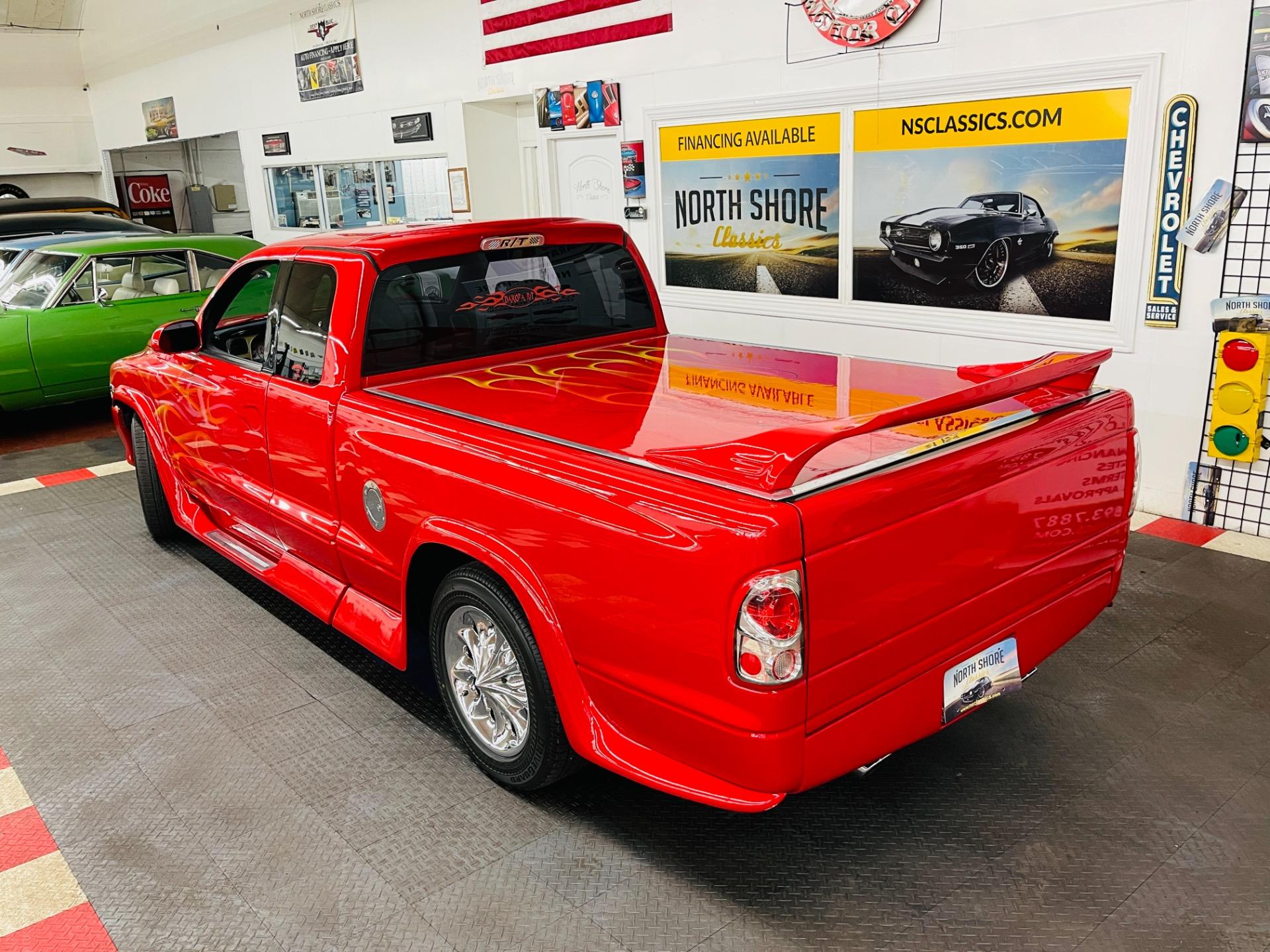 Used 1999 Dodge Dakota - R/T SPORT - CUSTOM PAINT - CALIFORNIA TRUCK - SEE VIDEO | Mundelein, IL