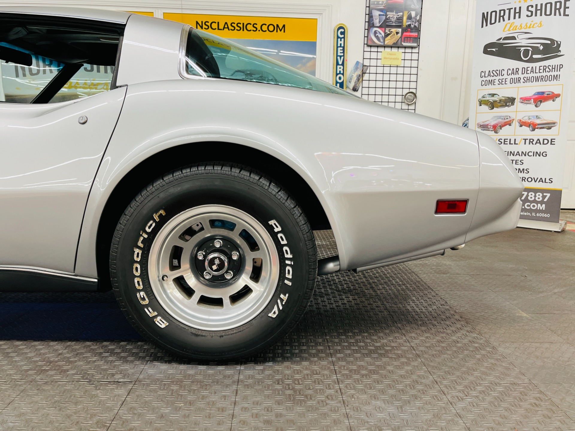 Used 1978 Chevrolet Corvette - 25TH ANNIVERSARY - LOTS OF UPGRADES - SEE VIDEO   Mundelein, IL