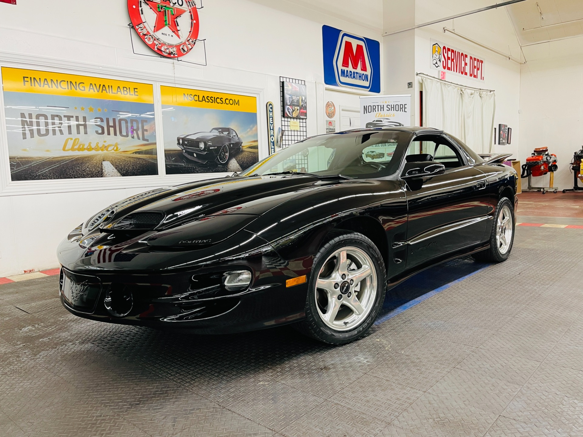 Used 2000 Pontiac Firebird - TRANS AM - T-TOPS - 6 SPEED MANUAL - LOW MILES - SEE VIDEO | Mundelein, IL