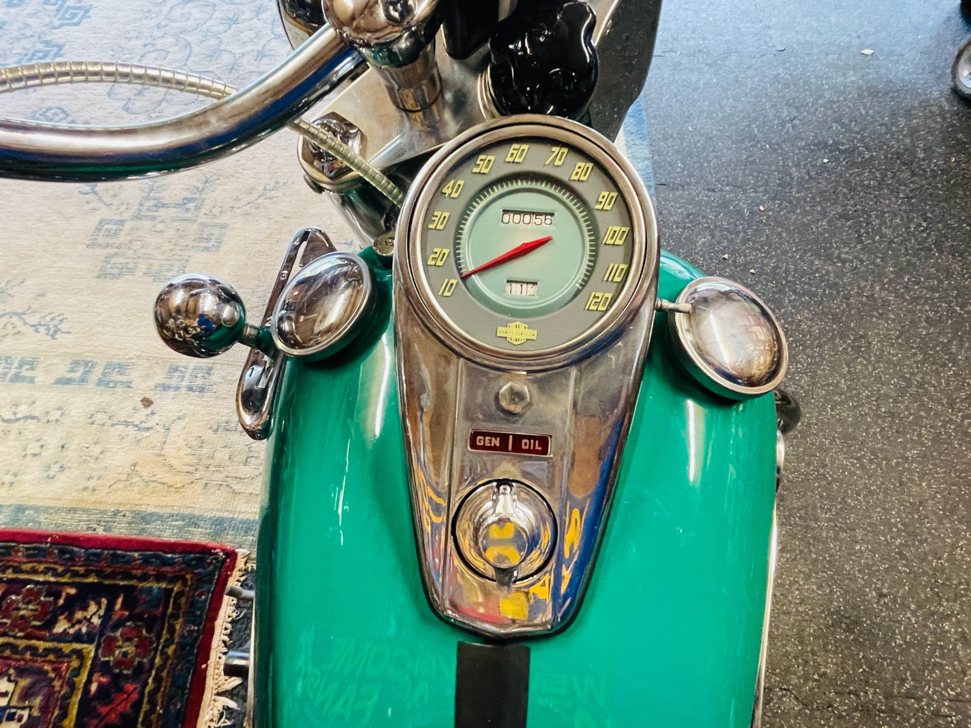 Used 1949 Harley Davidson Hydra Glide Fully Restored Magazine Bike | Mundelein, IL