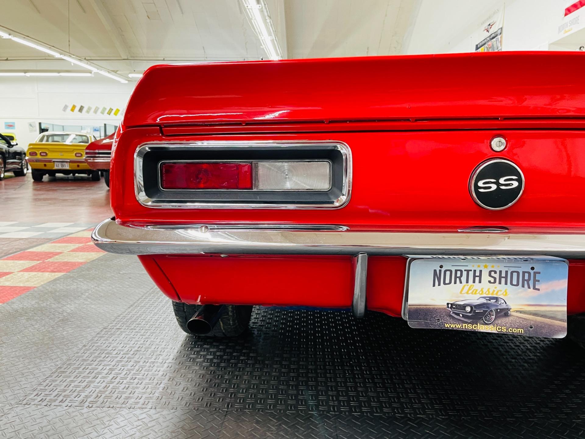 Used 1967 Chevrolet Camaro - CONVERTIBLE - SUPER SPORT TRIBUTE - SEE VIDEO   Mundelein, IL