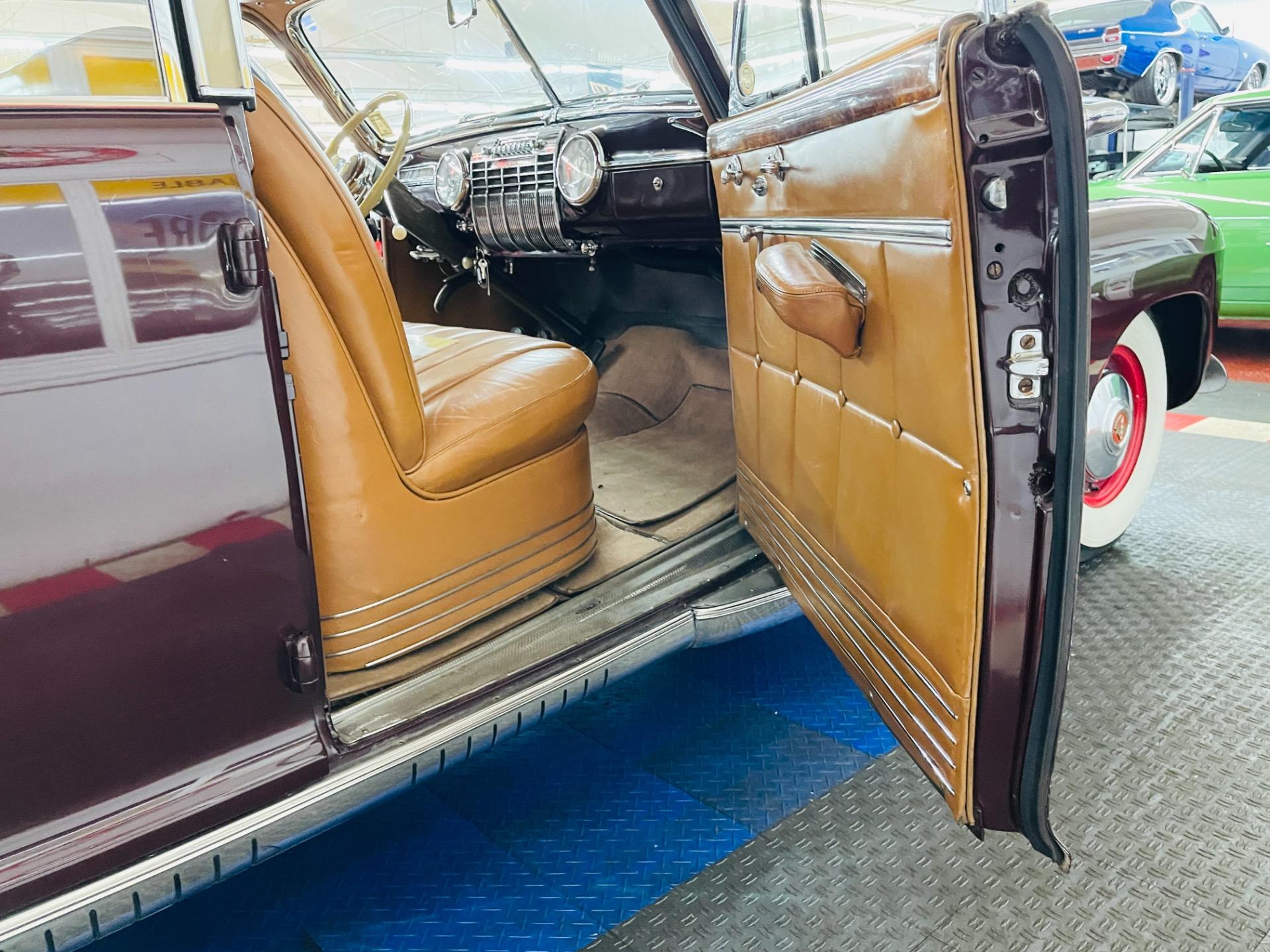 Used 1941 Cadillac Fleetwood - 4 DOOR SEDAN - HIGH QUALITY RESTORATION - SEE VIDEO   Mundelein, IL