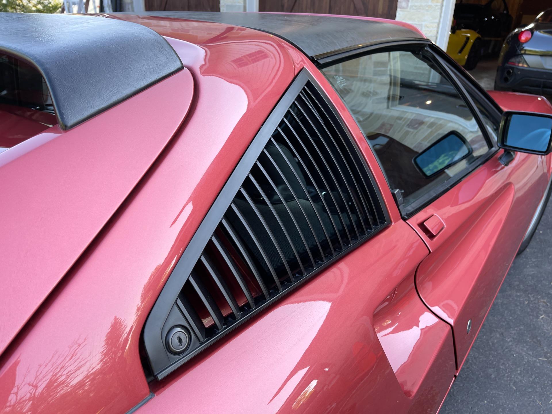 Used 1987 Ferrari 328 GTS Low Mile Italian Exotic | Mundelein, IL