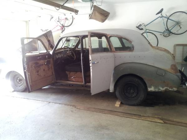 Used 1940 Buick Special Deluxe PROJECT CAR | Mundelein, IL