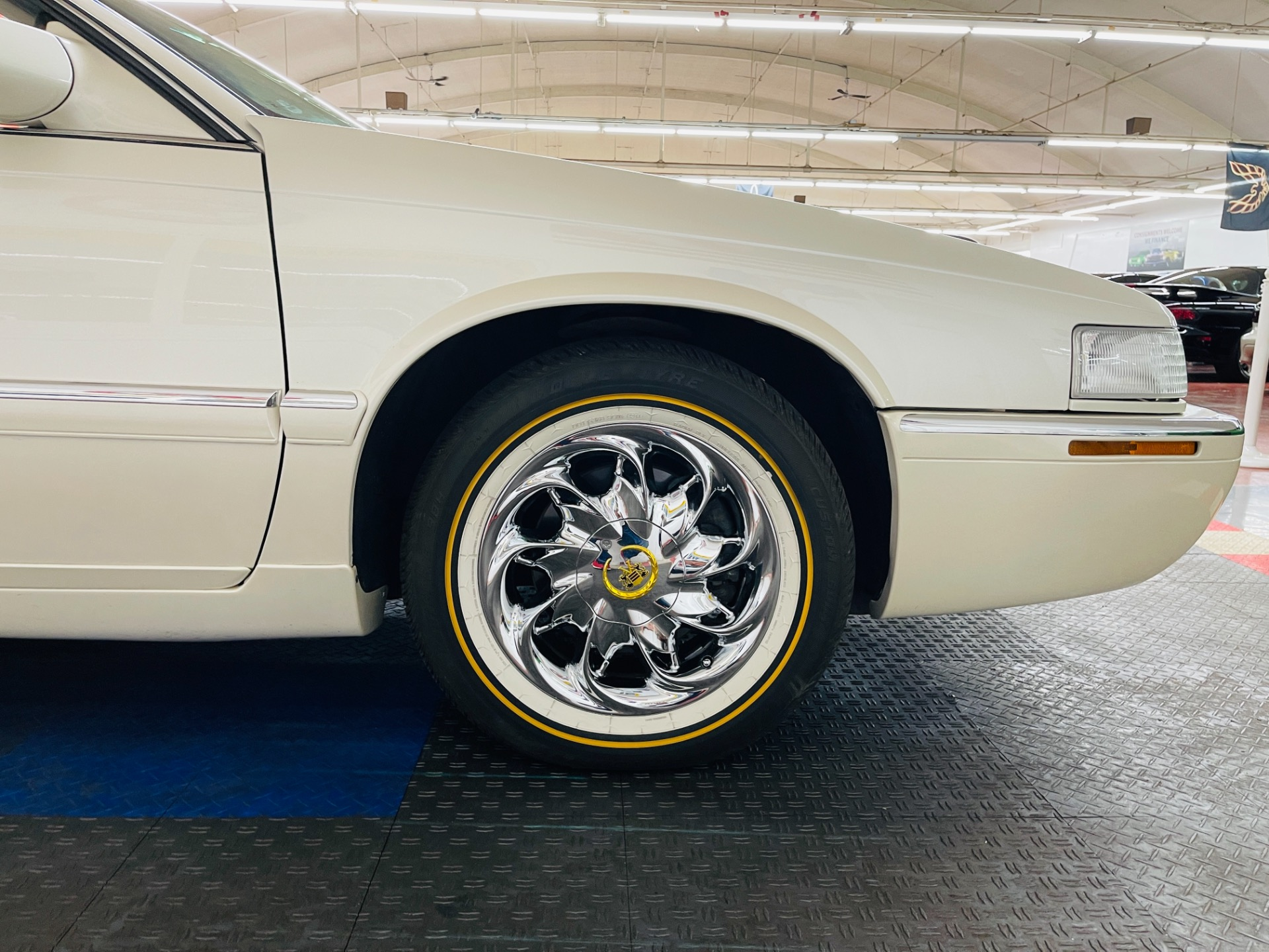 Used 2002 Cadillac Eldorado - ESC - CONVERTIBLE CONVERSION - LOW MILES - SEE VIDEO   Mundelein, IL
