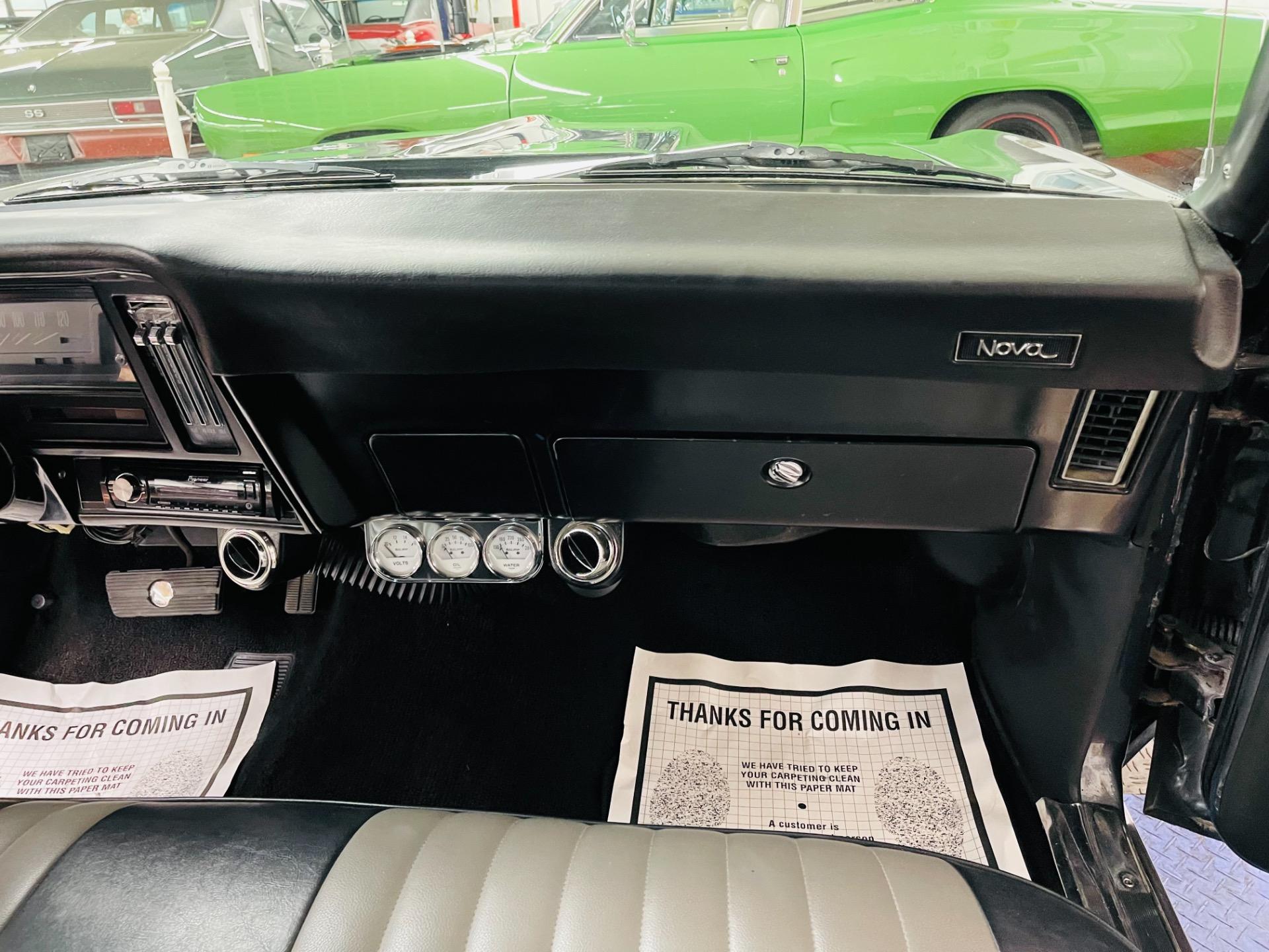 Used 1972 Chevrolet Nova - 350 ENGINE - AUTO TRANS - MODERN A/C - SEE VIDEO   Mundelein, IL