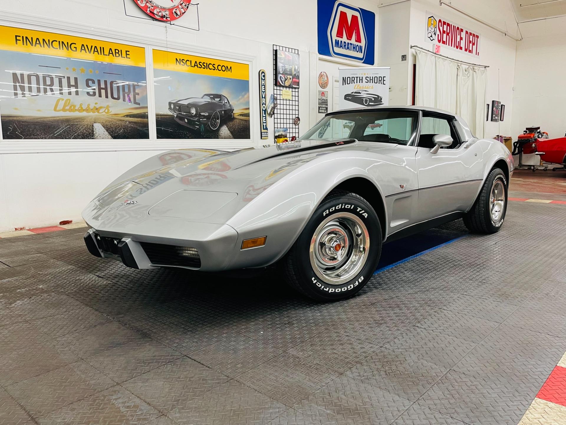 Used 1979 Chevrolet Corvette - COUPE - AUTO TRANS - FACTORY A/C -   Mundelein, IL
